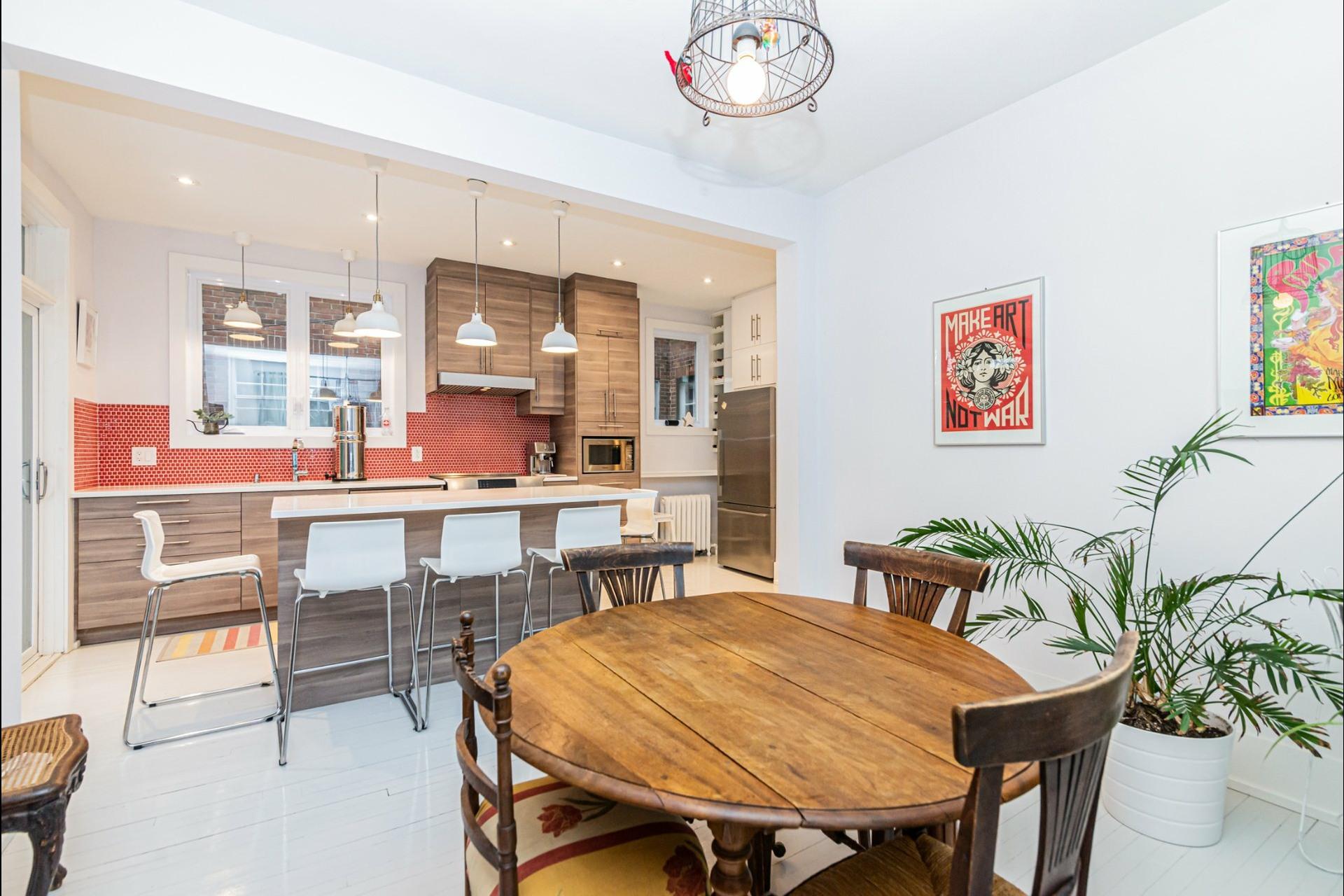 image 11 - Apartment For sale Côte-des-Neiges/Notre-Dame-de-Grâce Montréal  - 10 rooms