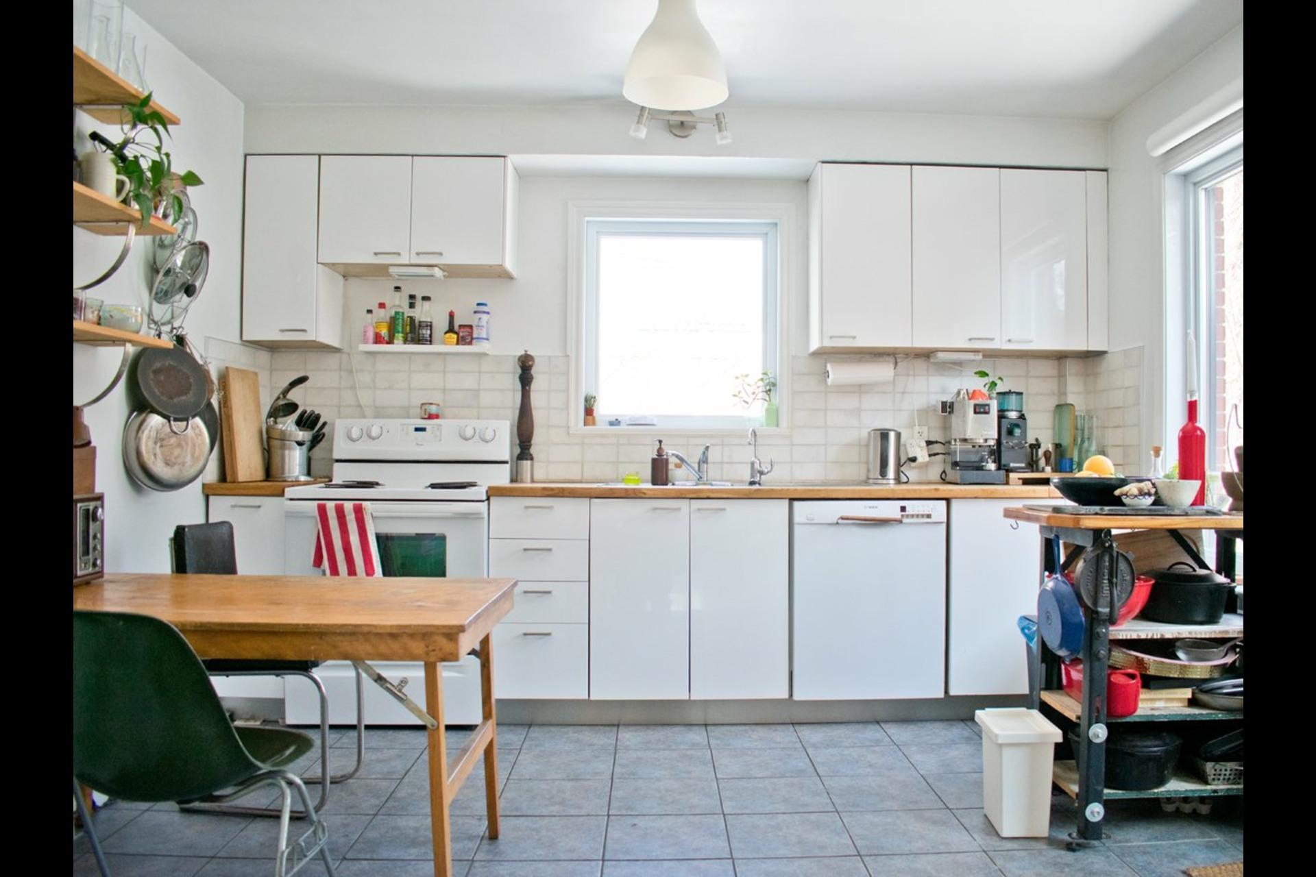 image 6 - House For sale Villeray/Saint-Michel/Parc-Extension Montréal  - 9 rooms