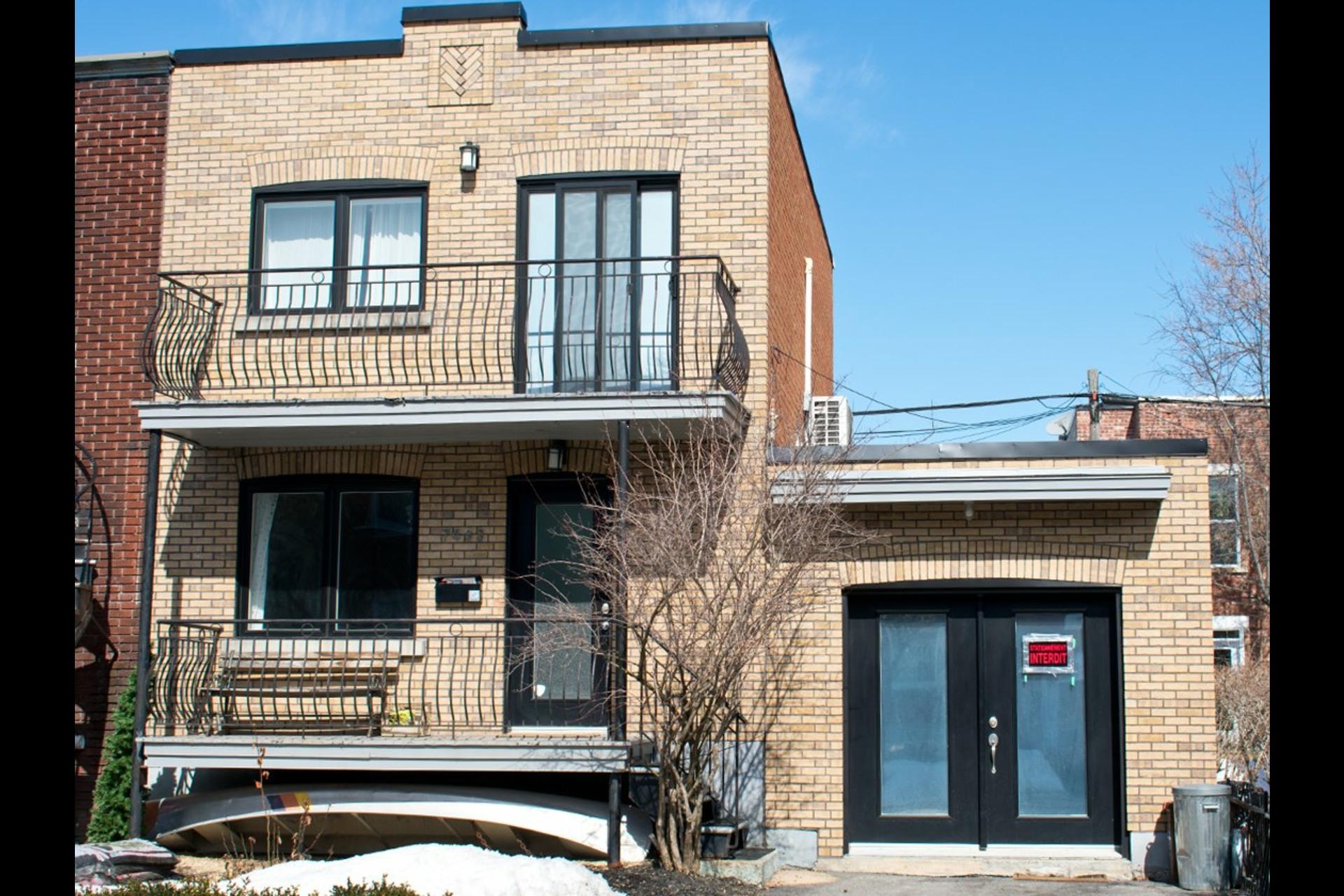 image 0 - House For sale Villeray/Saint-Michel/Parc-Extension Montréal  - 9 rooms