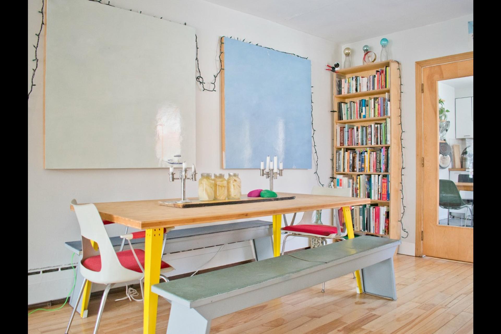 image 4 - House For sale Villeray/Saint-Michel/Parc-Extension Montréal  - 9 rooms