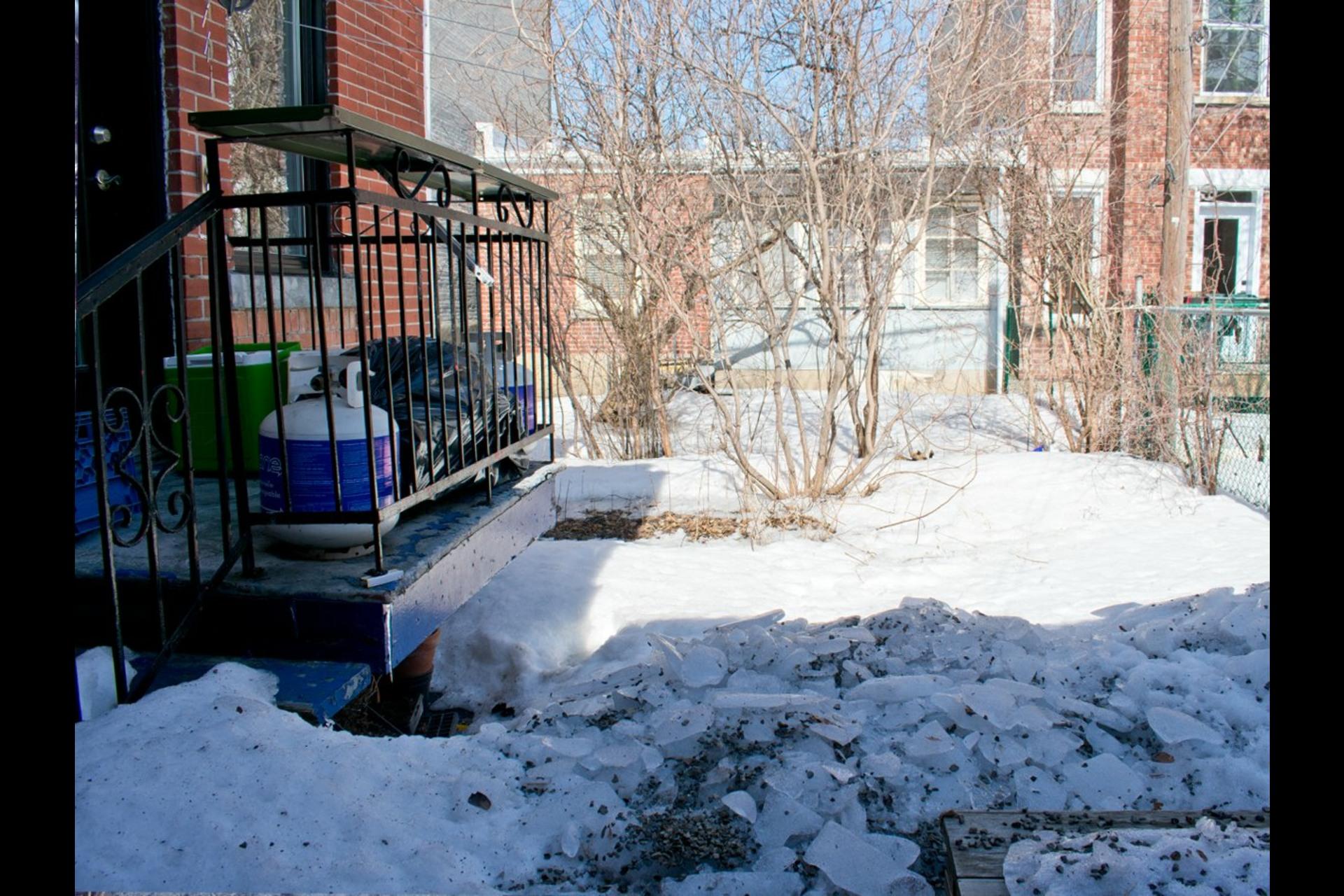 image 22 - House For sale Villeray/Saint-Michel/Parc-Extension Montréal  - 9 rooms