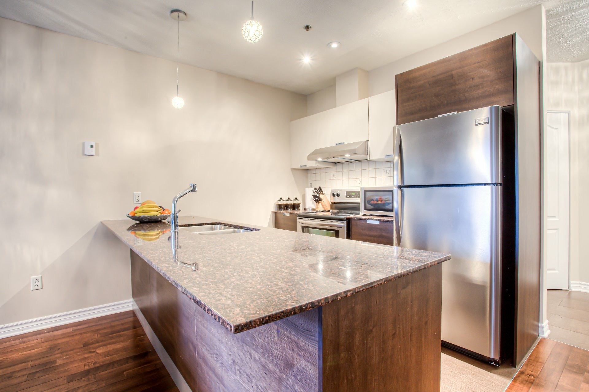 image 4 - Apartment For sale Saint-Laurent Montréal  - 9 rooms