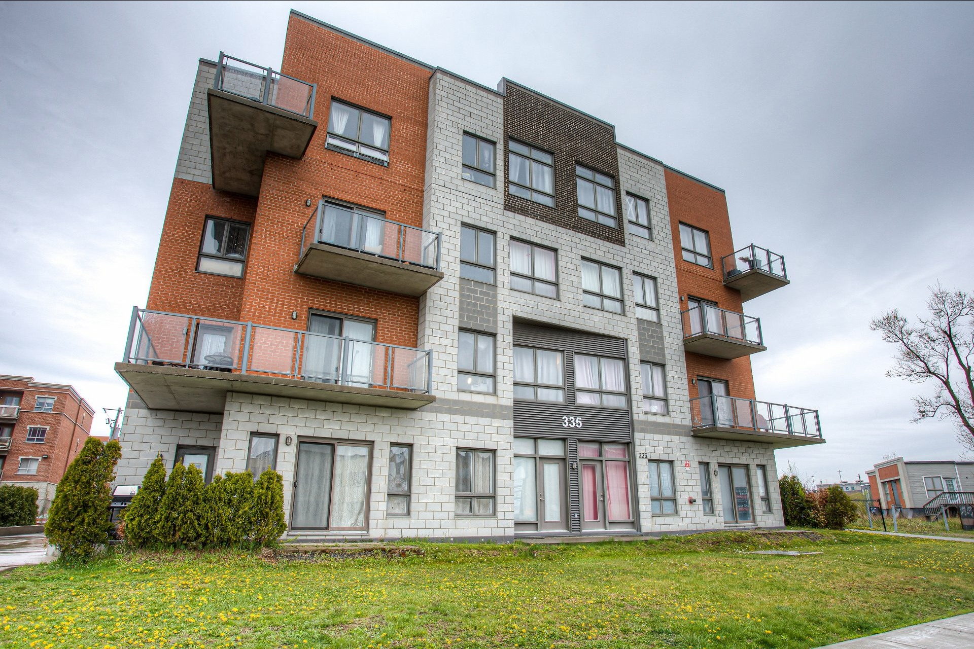 image 24 - Apartment For sale Saint-Laurent Montréal  - 9 rooms