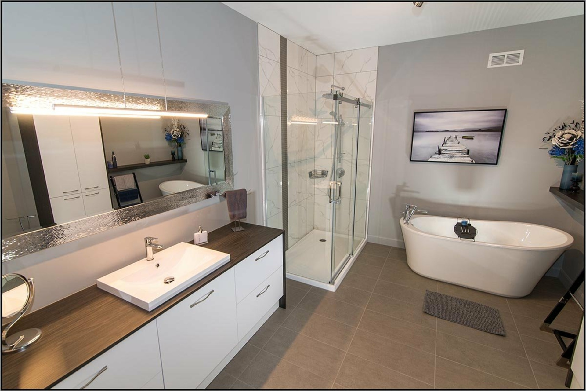 image 8 - Apartment For sale Sainte-Marie - 9 rooms