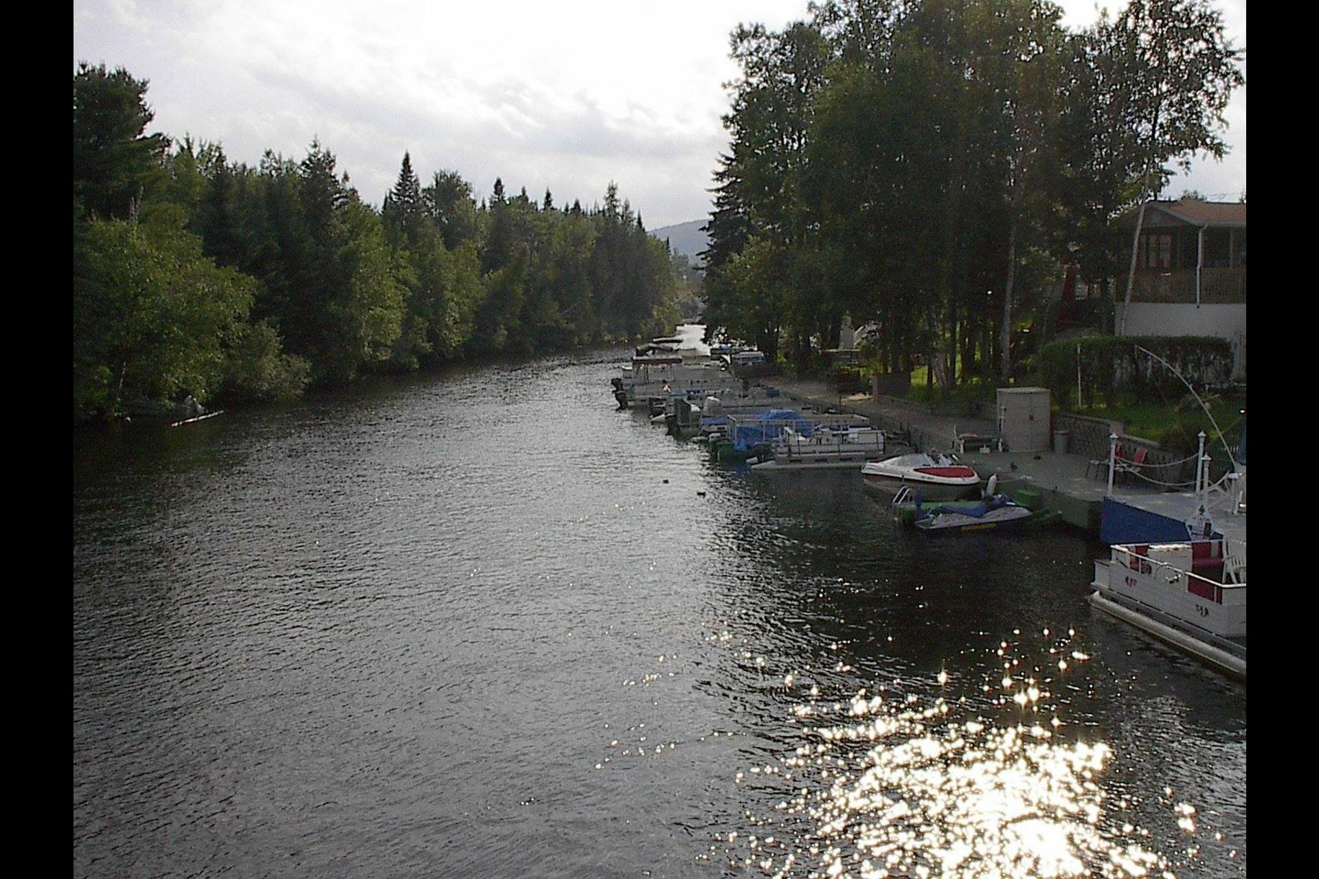 image 3 - Land For sale Fossambault-sur-le-Lac