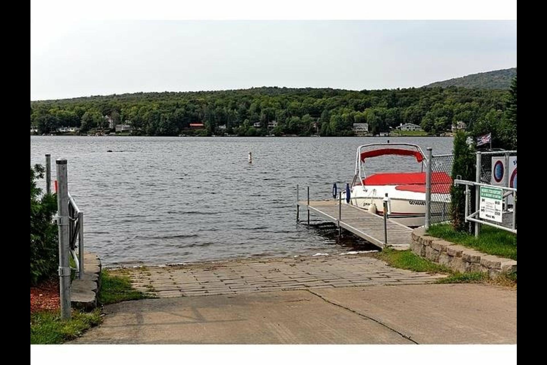 image 7 - Land For sale Fossambault-sur-le-Lac