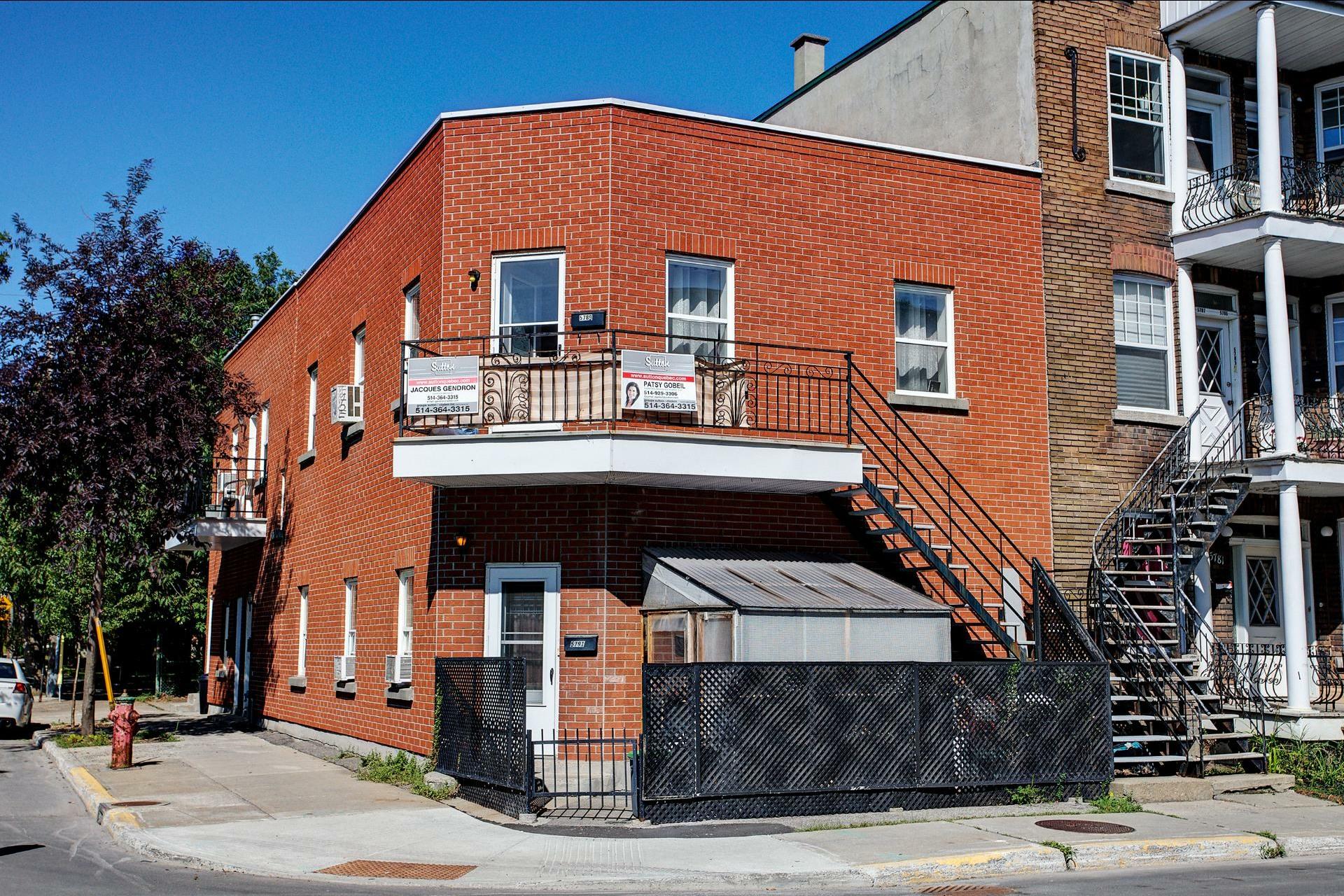 image 0 - Quintuplex For sale Le Sud-Ouest Montréal  - 3 rooms