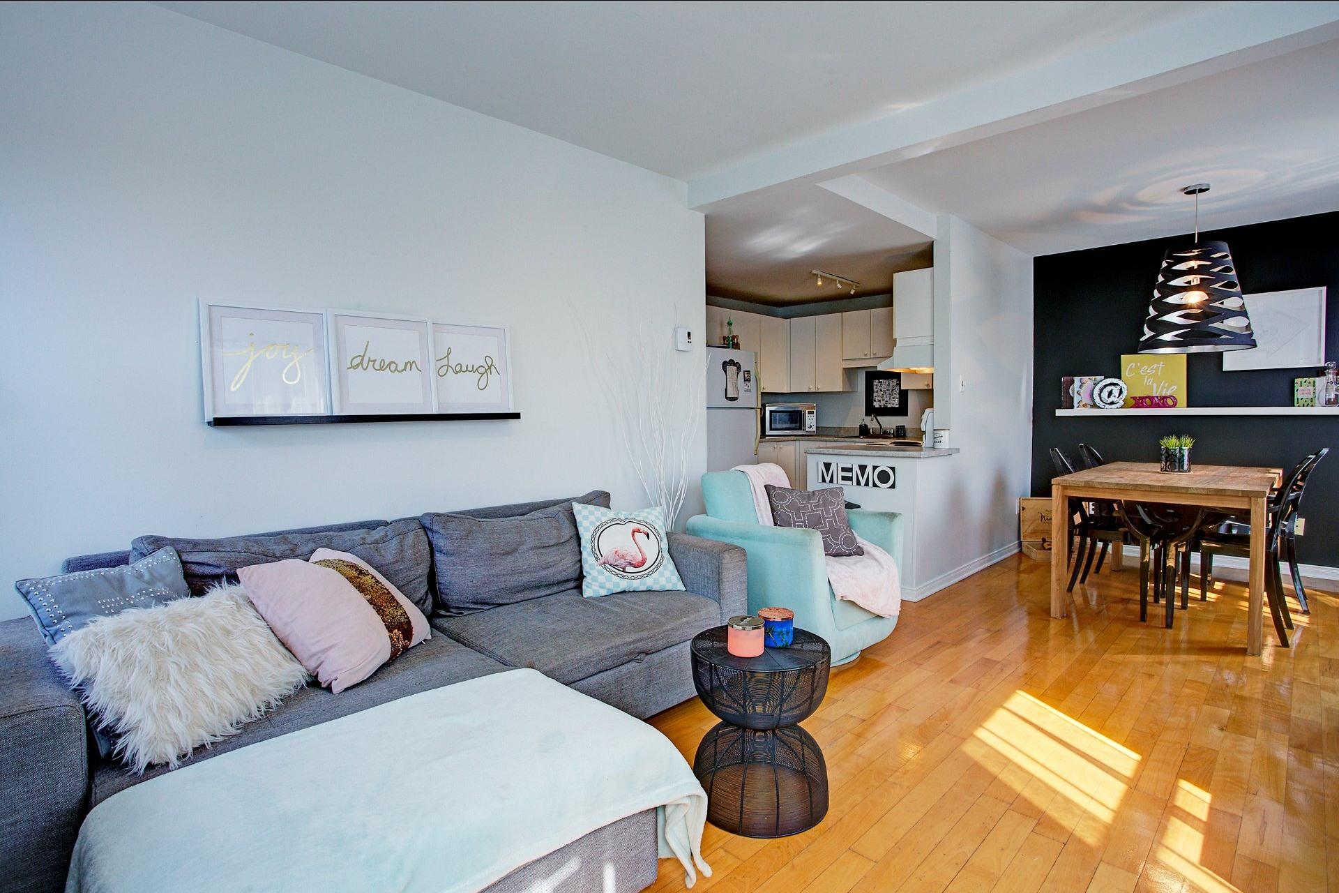 image 2 - Quintuplex For sale Le Sud-Ouest Montréal  - 3 rooms