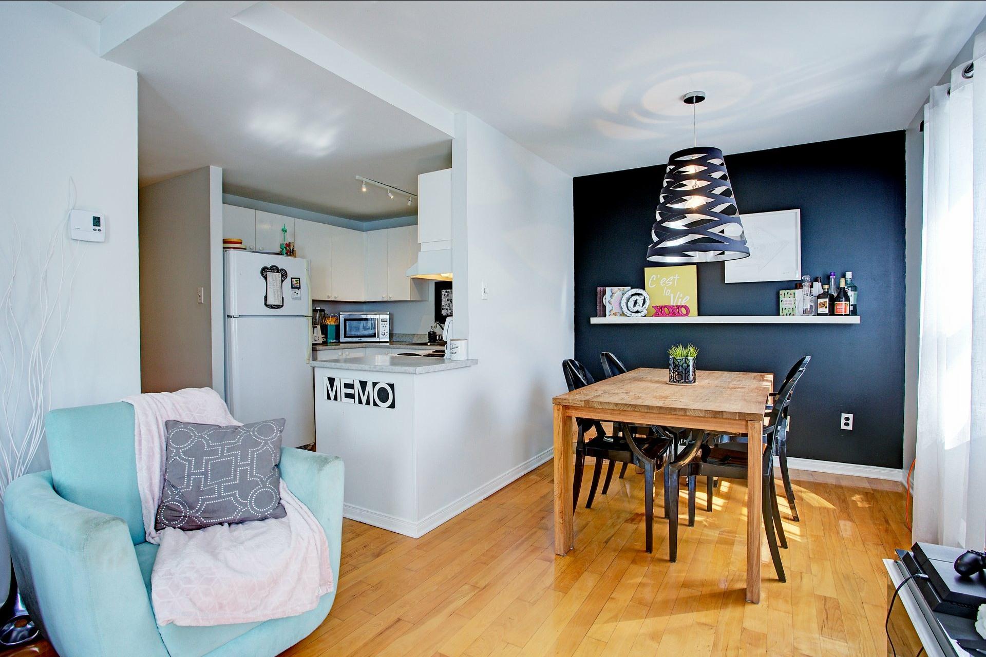 image 4 - Quintuplex For sale Le Sud-Ouest Montréal  - 3 rooms