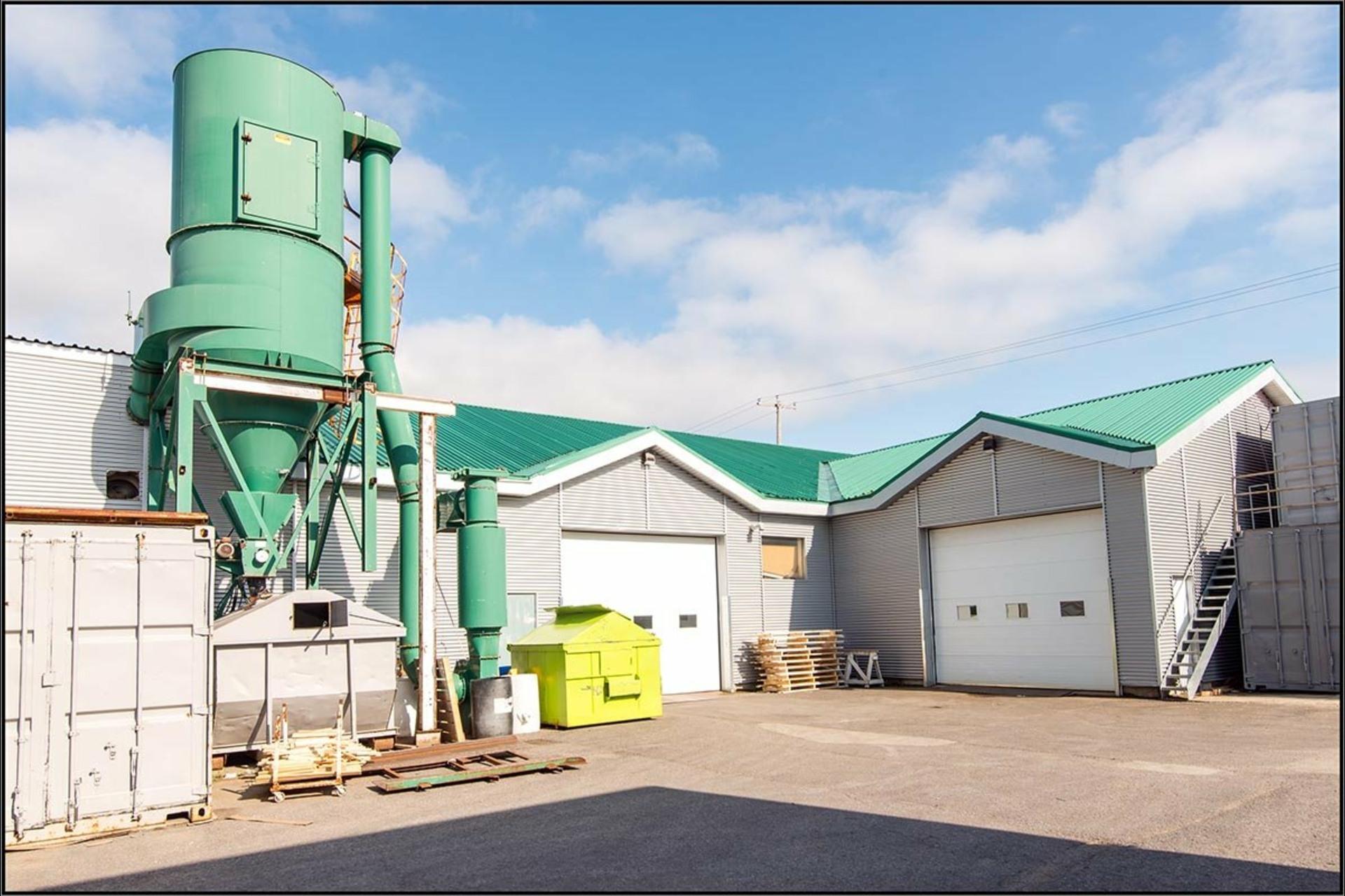 image 2 - Industrial For rent Beauport Québec