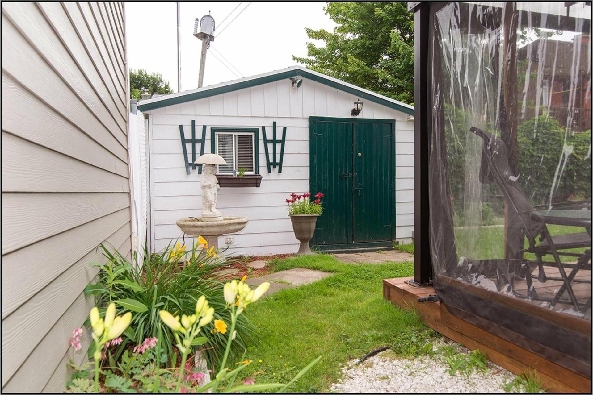 image 13 - Duplex À vendre La Cité-Limoilou Québec  - 4 pièces
