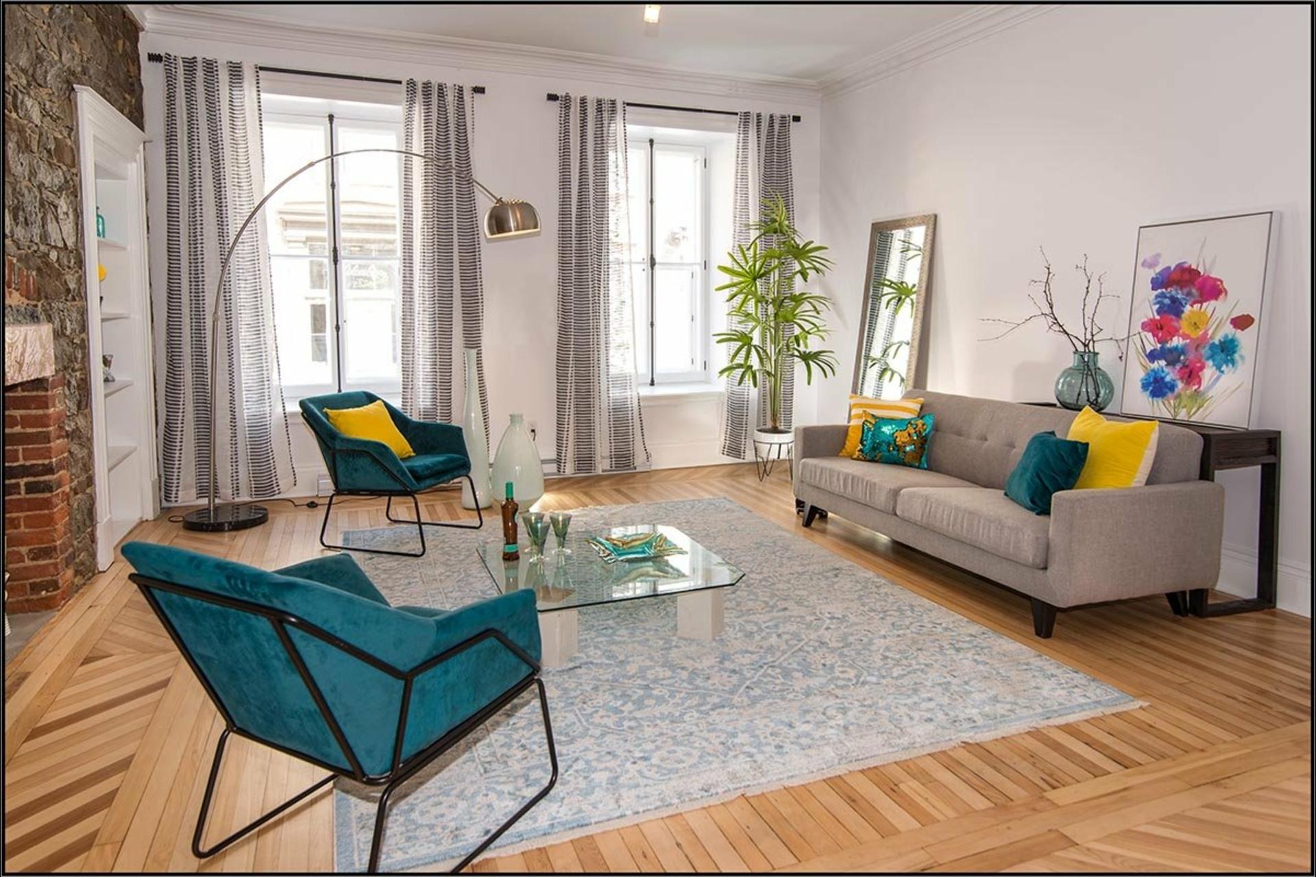 image 1 - Apartment For sale La Cité-Limoilou Québec  - 9 rooms