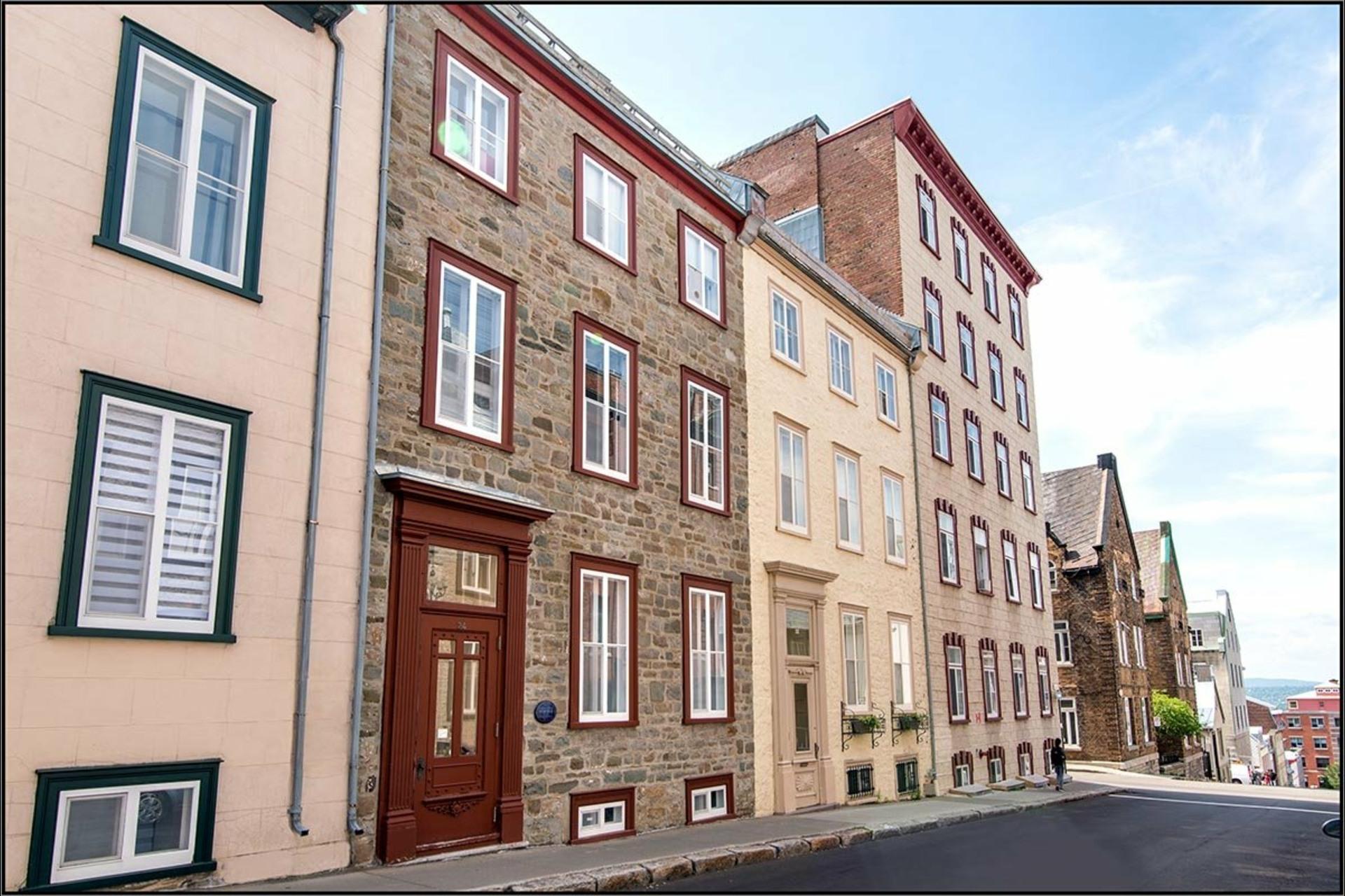 image 0 - Apartment For sale La Cité-Limoilou Québec  - 9 rooms