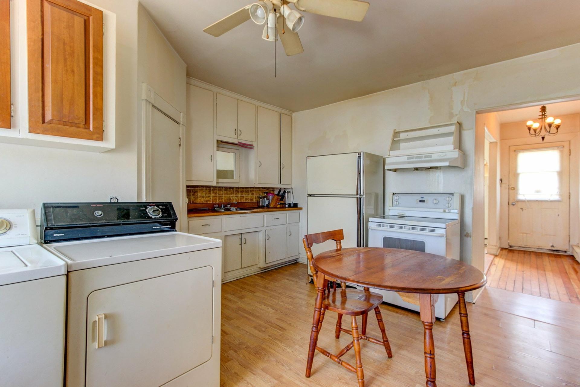 image 1 - Duplex For sale Trois-Rivières - 4 rooms