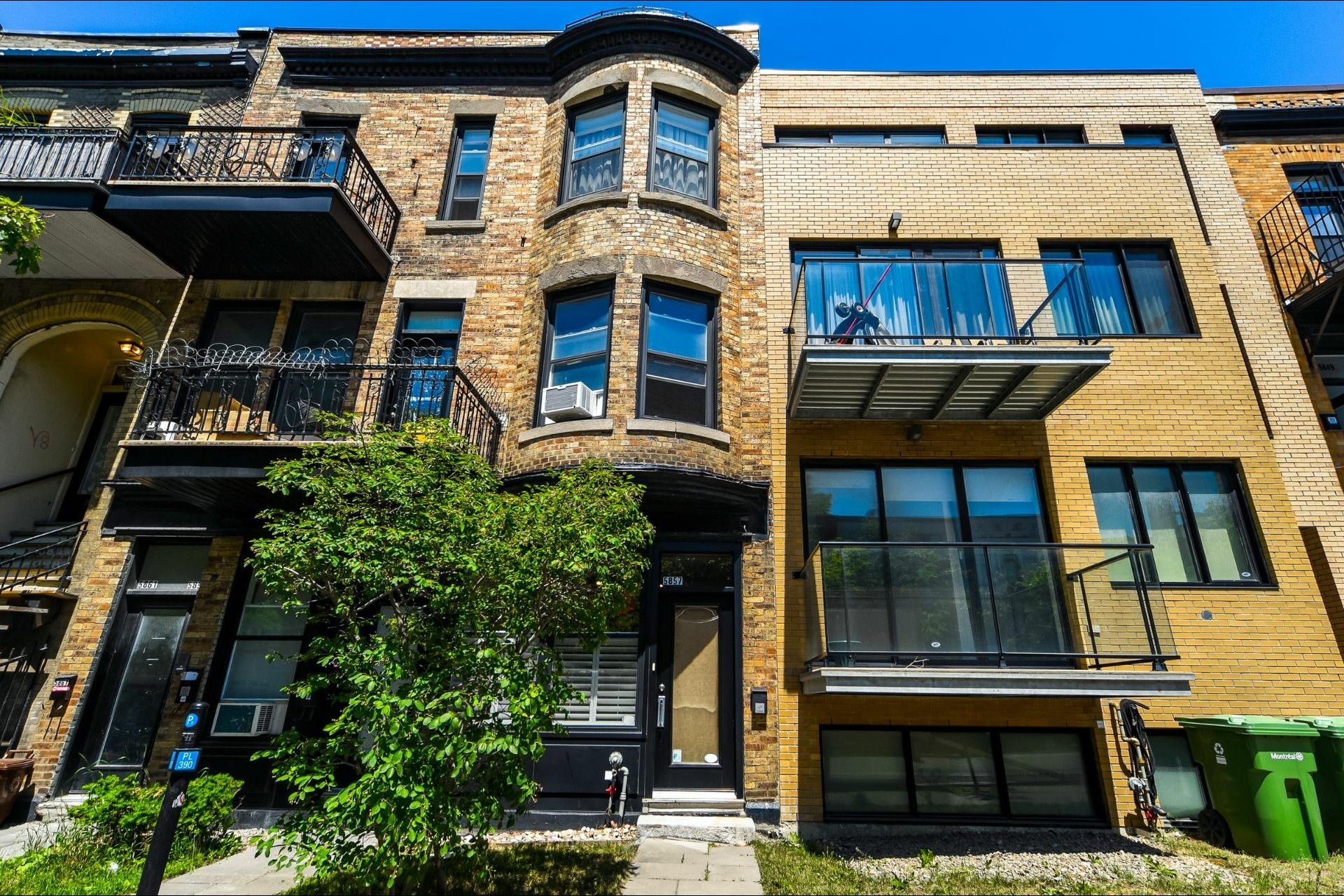 image 0 - Appartement À vendre Le Plateau-Mont-Royal Montréal  - 5 pièces