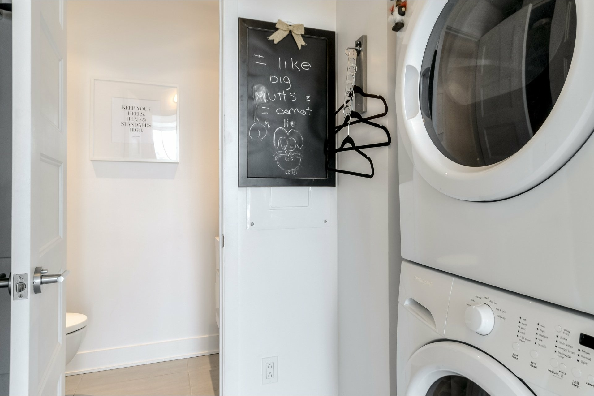 image 24 - Apartment For rent Le Sud-Ouest Montréal  - 9 rooms