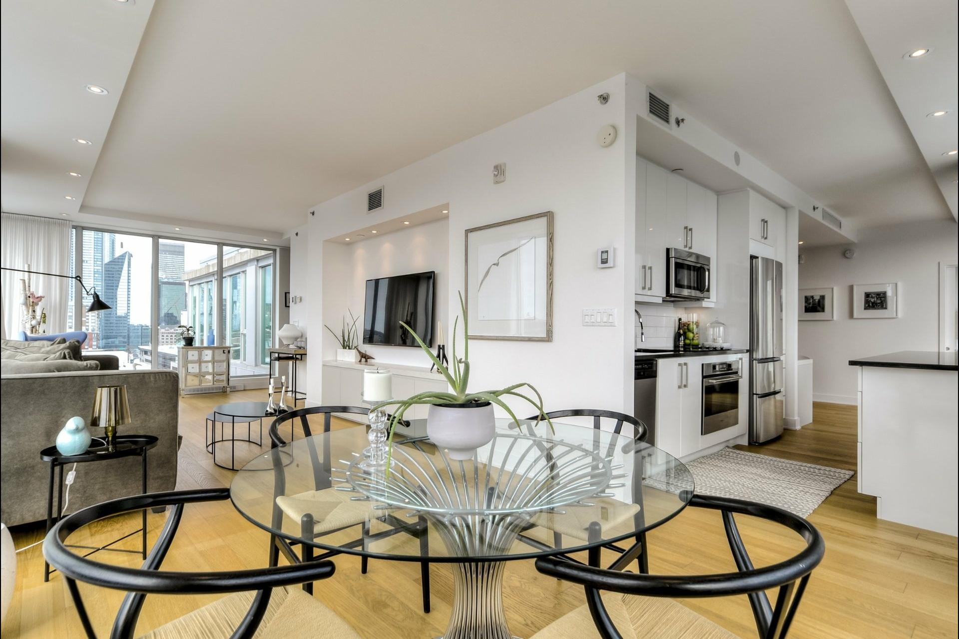 image 9 - Apartment For rent Le Sud-Ouest Montréal  - 9 rooms