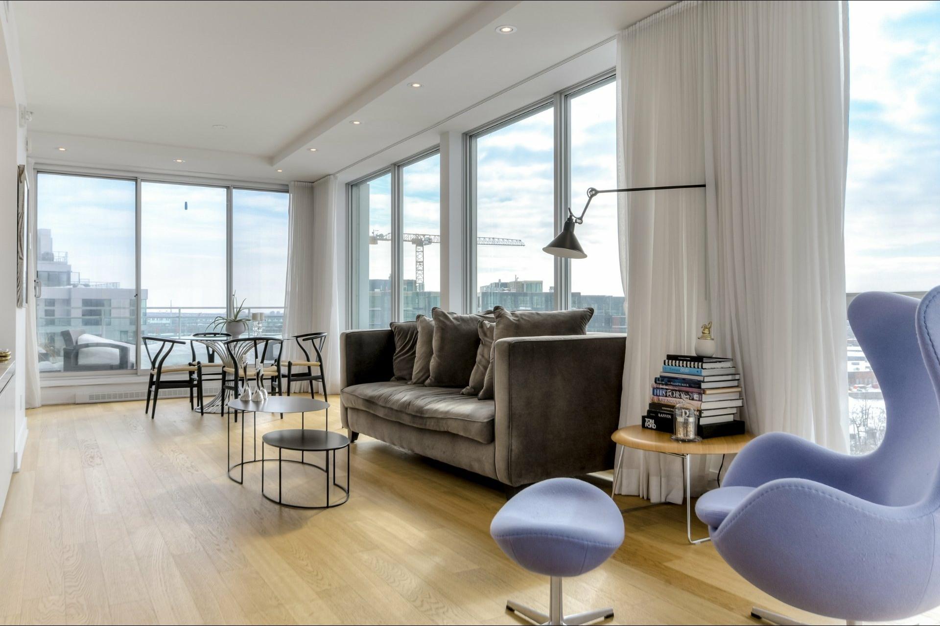 image 10 - Apartment For rent Le Sud-Ouest Montréal  - 9 rooms