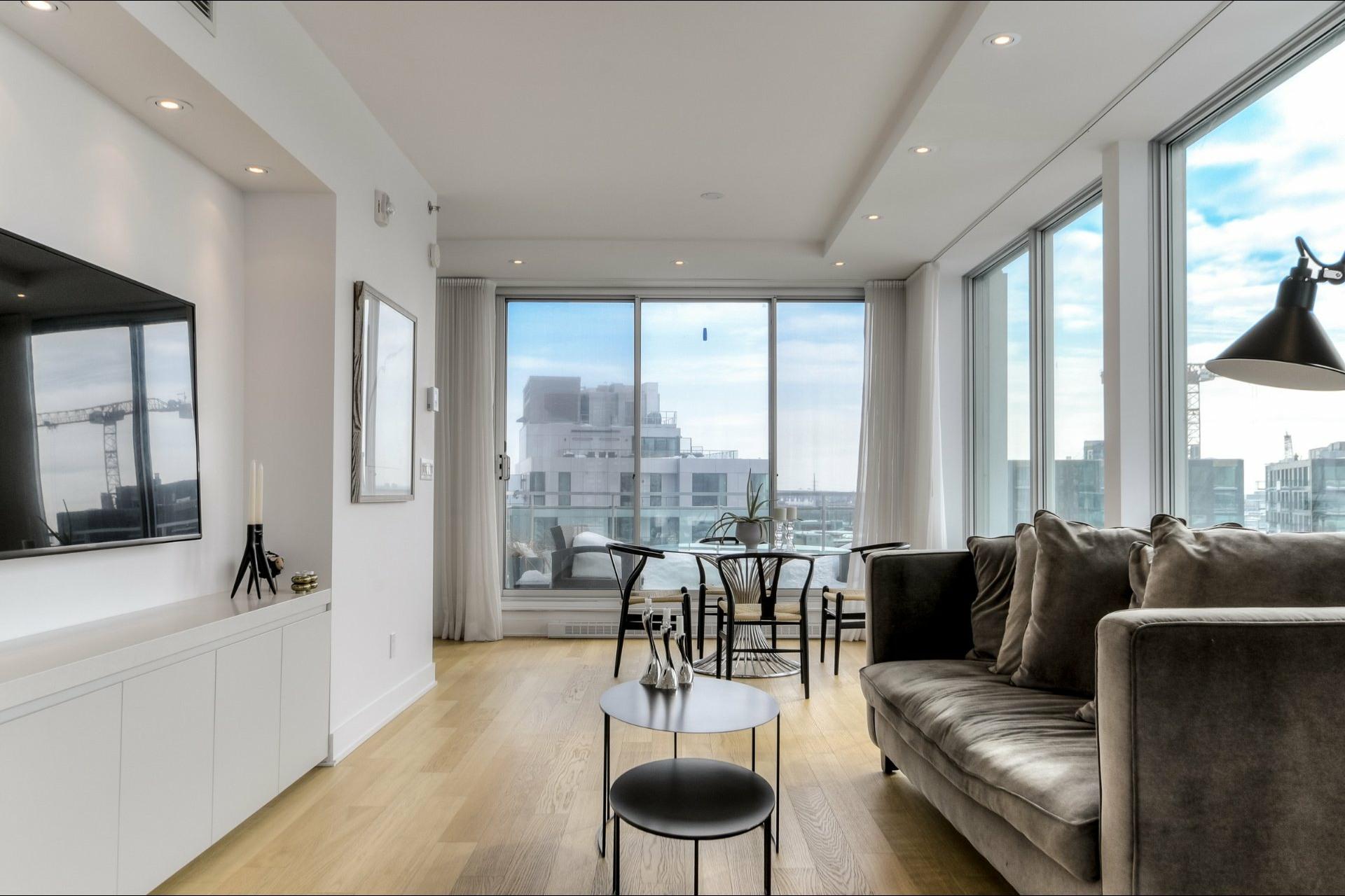 image 6 - Apartment For rent Le Sud-Ouest Montréal  - 9 rooms