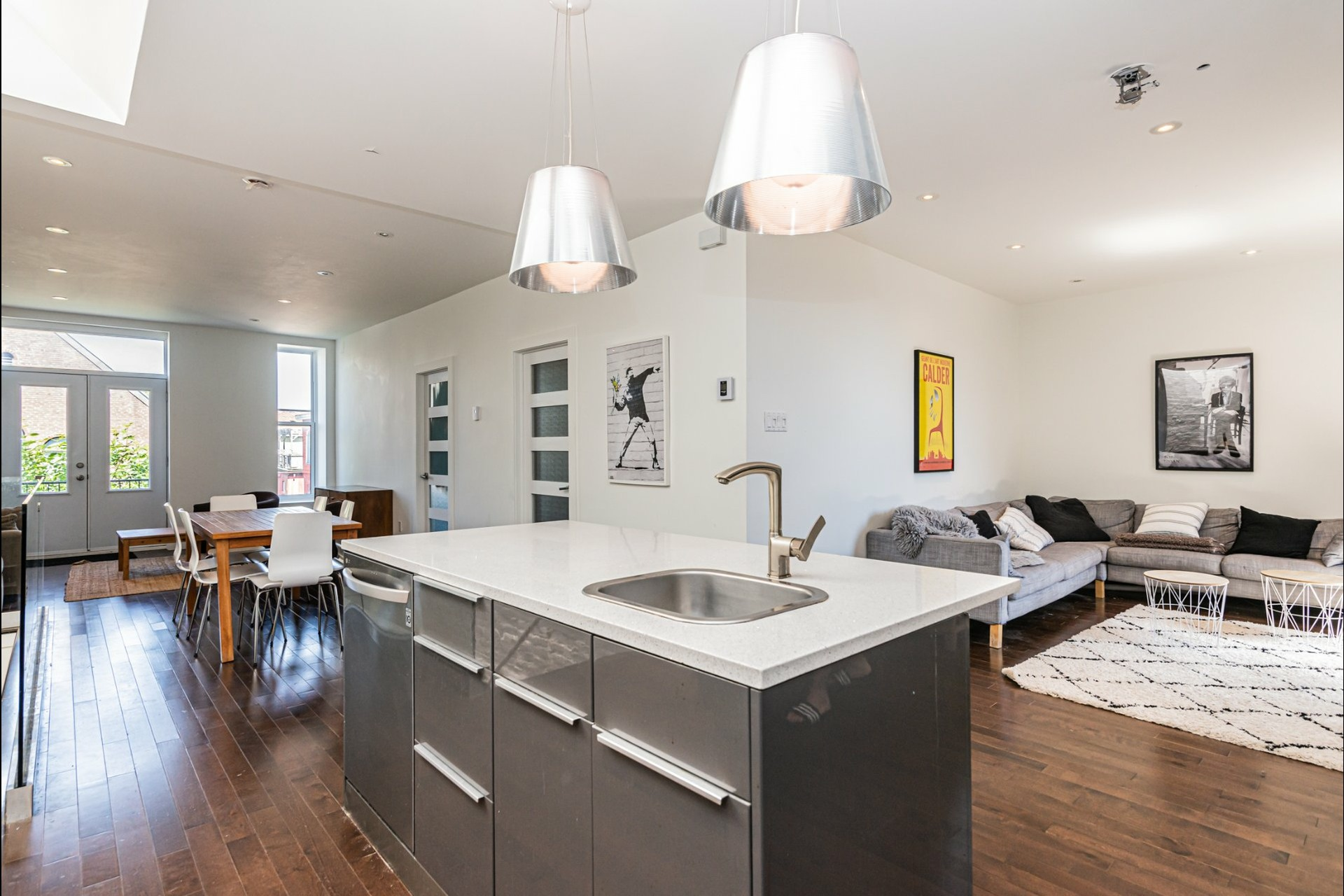 image 10 - Apartment For rent Le Plateau-Mont-Royal Montréal  - 7 rooms