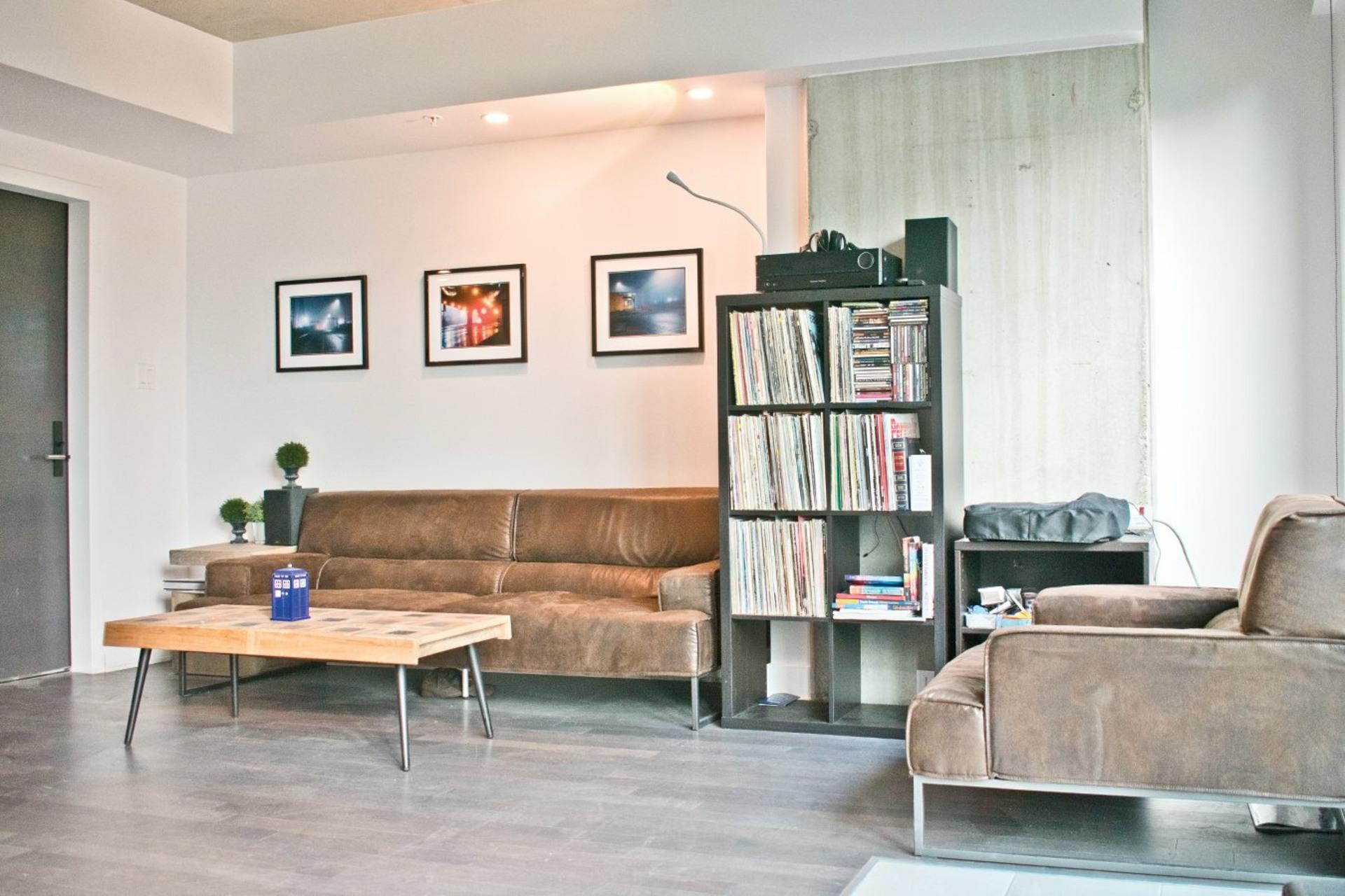 image 3 - Appartement À vendre Le Sud-Ouest Montréal  - 6 pièces