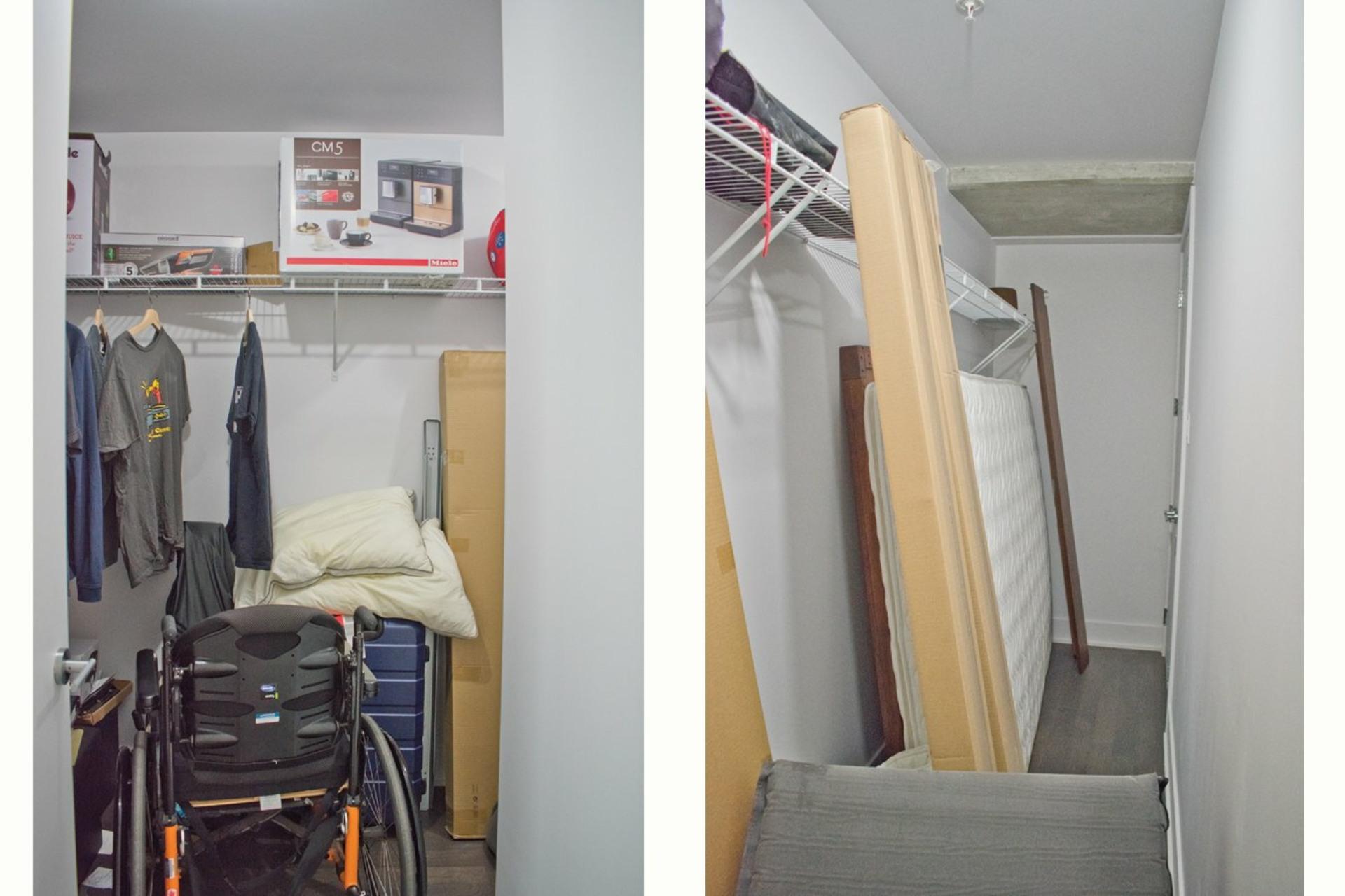 image 11 - Appartement À vendre Le Sud-Ouest Montréal  - 6 pièces