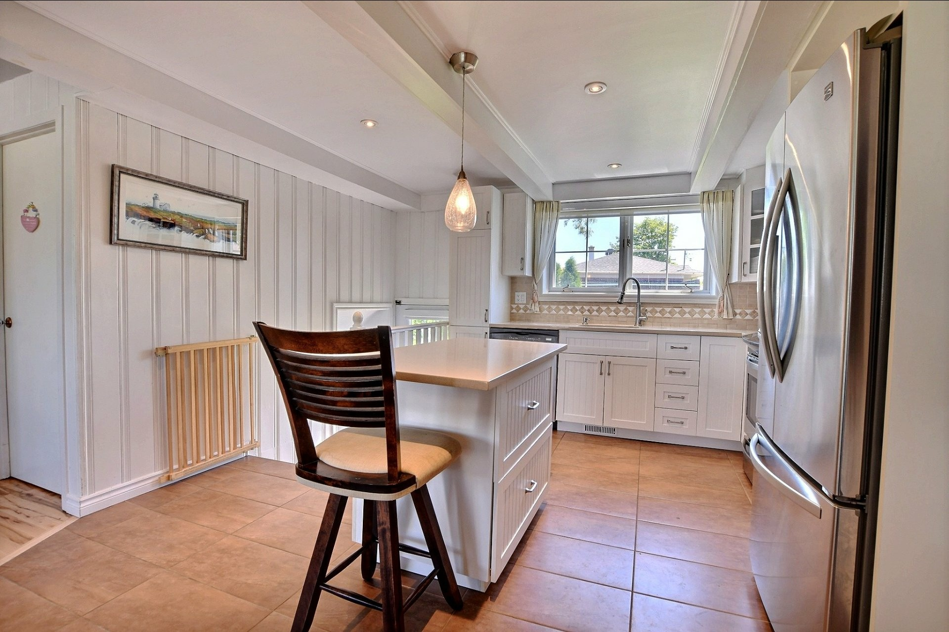 image 9 - Maison À vendre Sainte-Anne-des-Plaines - 10 pièces
