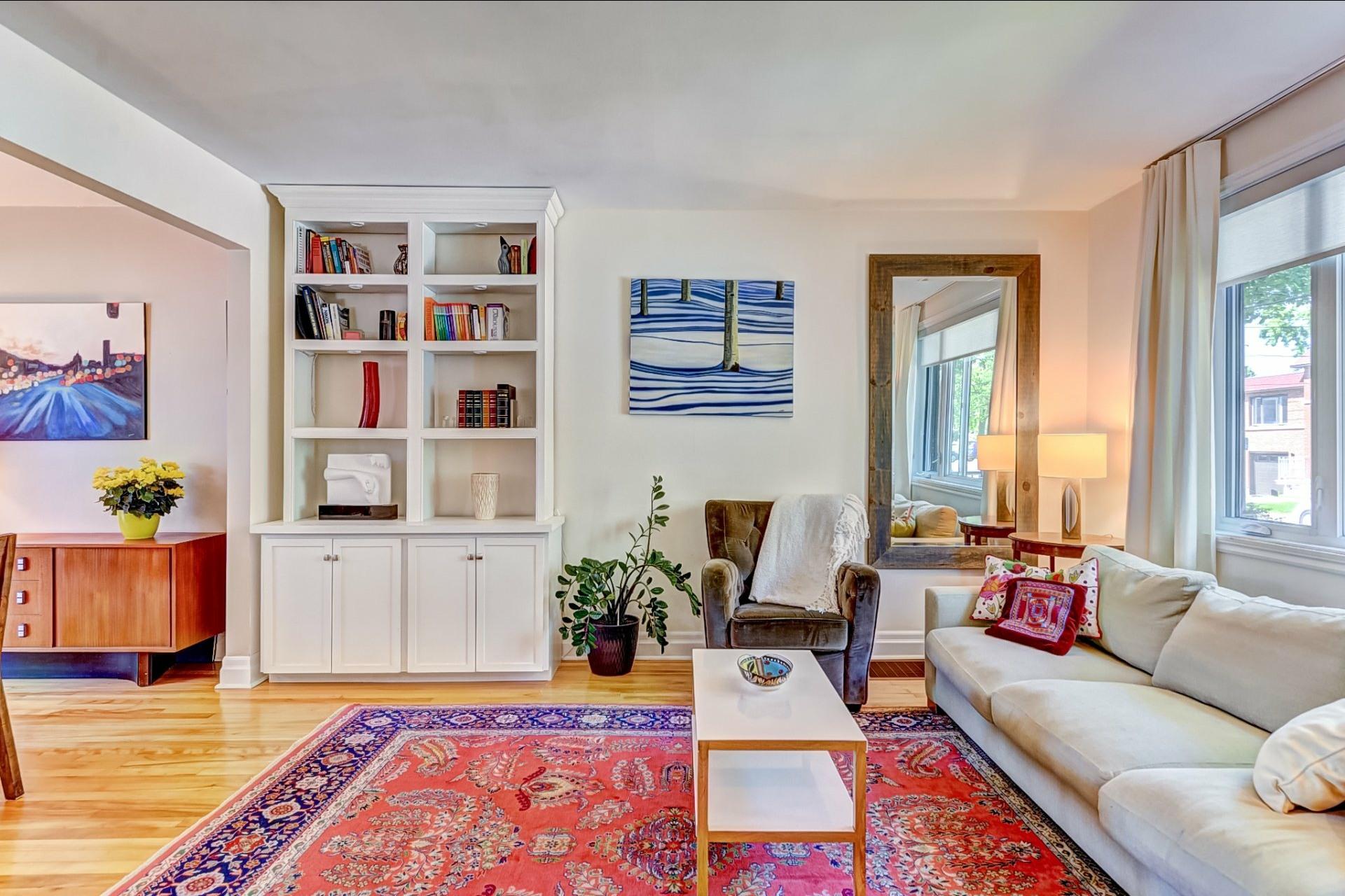 image 1 - House For sale Côte-des-Neiges/Notre-Dame-de-Grâce Montréal  - 7 rooms
