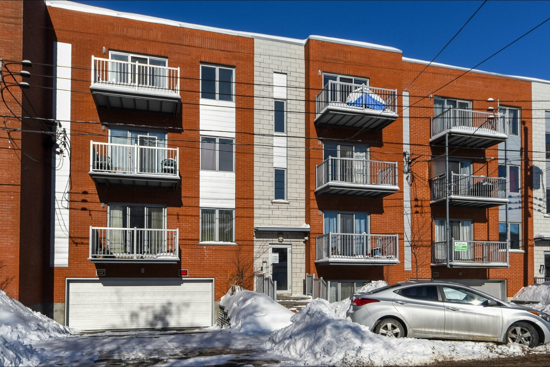 image 20 - Appartement À vendre Villeray/Saint-Michel/Parc-Extension Montréal  - 5 pièces