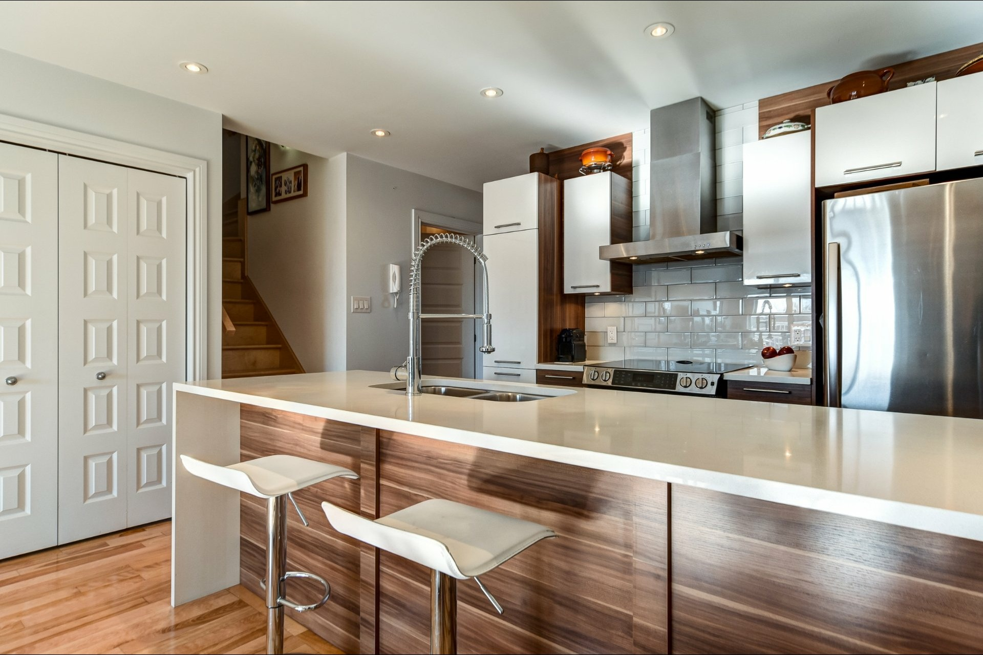 image 6 - Appartement À vendre Villeray/Saint-Michel/Parc-Extension Montréal  - 5 pièces