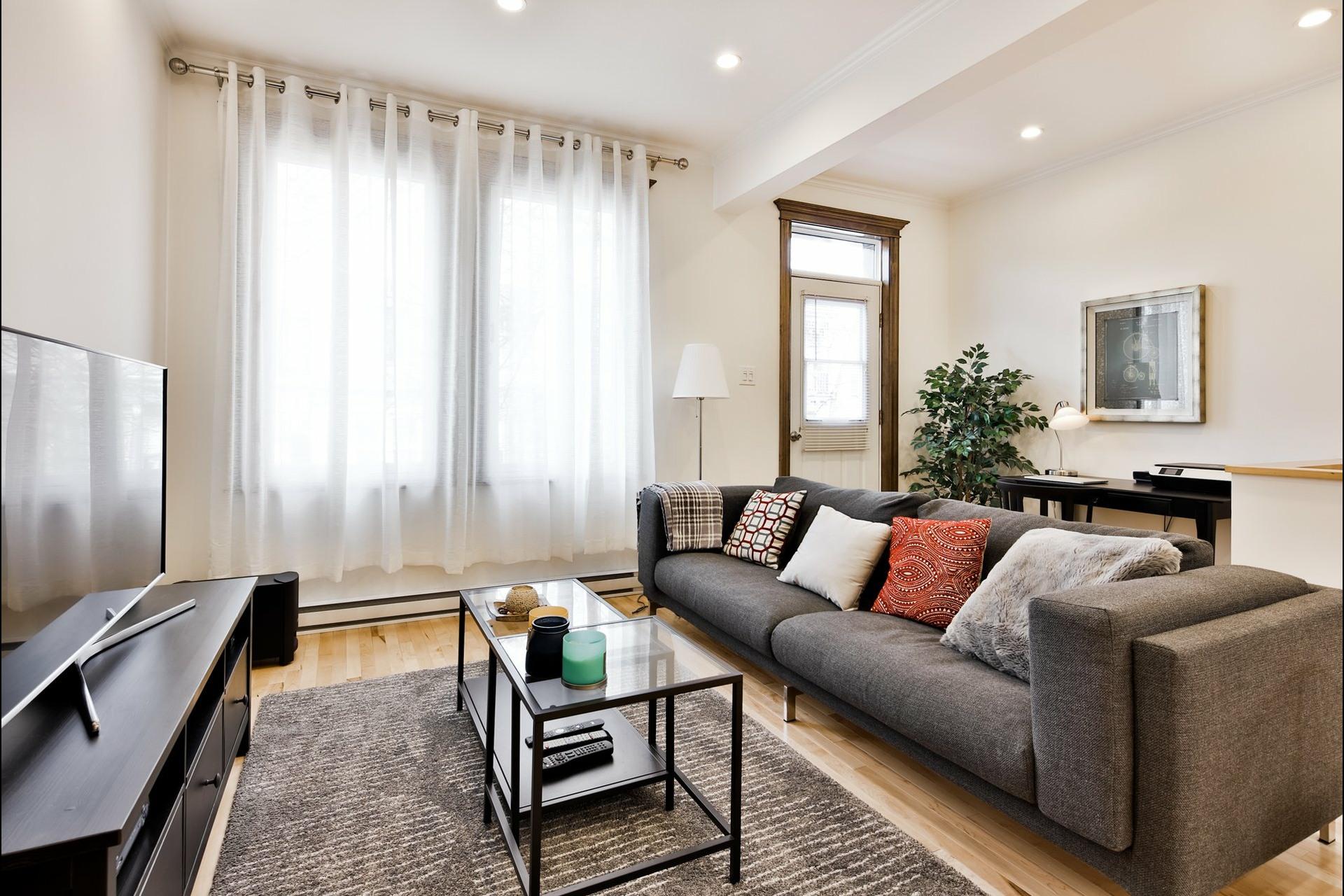 image 2 - Appartement À vendre Le Plateau-Mont-Royal Montréal  - 4 pièces