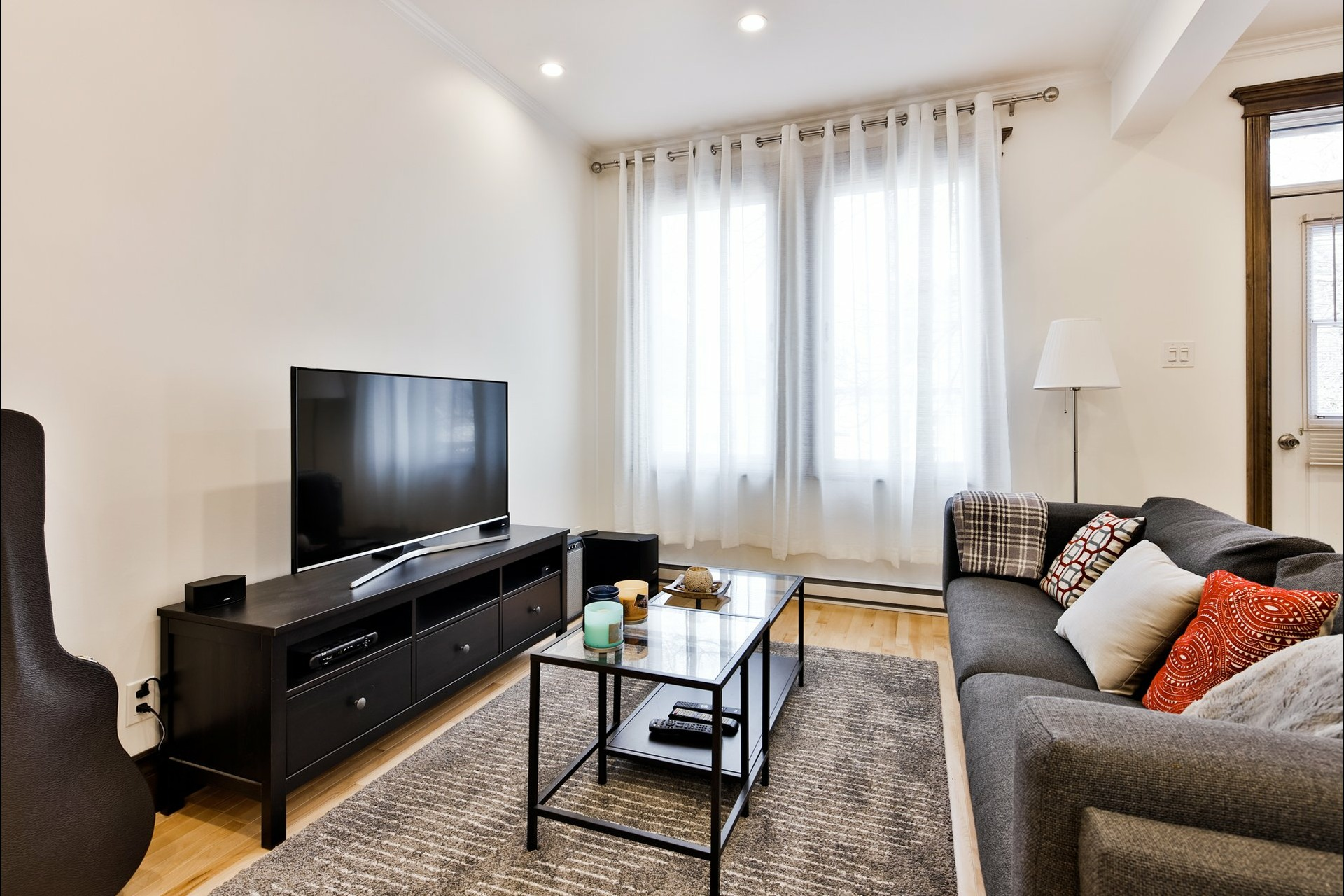 image 1 - Appartement À vendre Le Plateau-Mont-Royal Montréal  - 4 pièces
