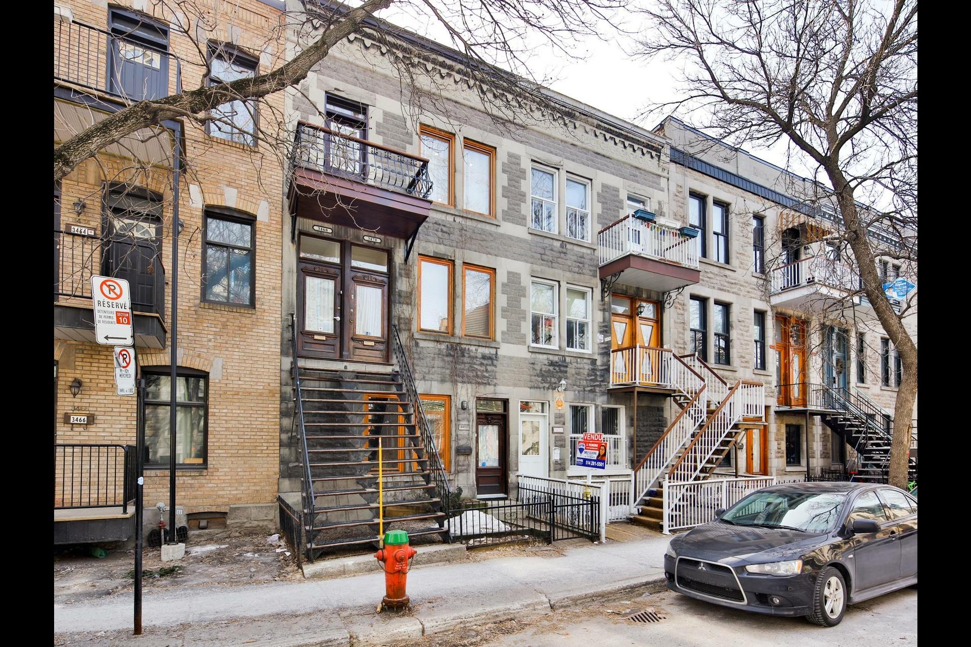 image 18 - Appartement À vendre Le Plateau-Mont-Royal Montréal  - 4 pièces