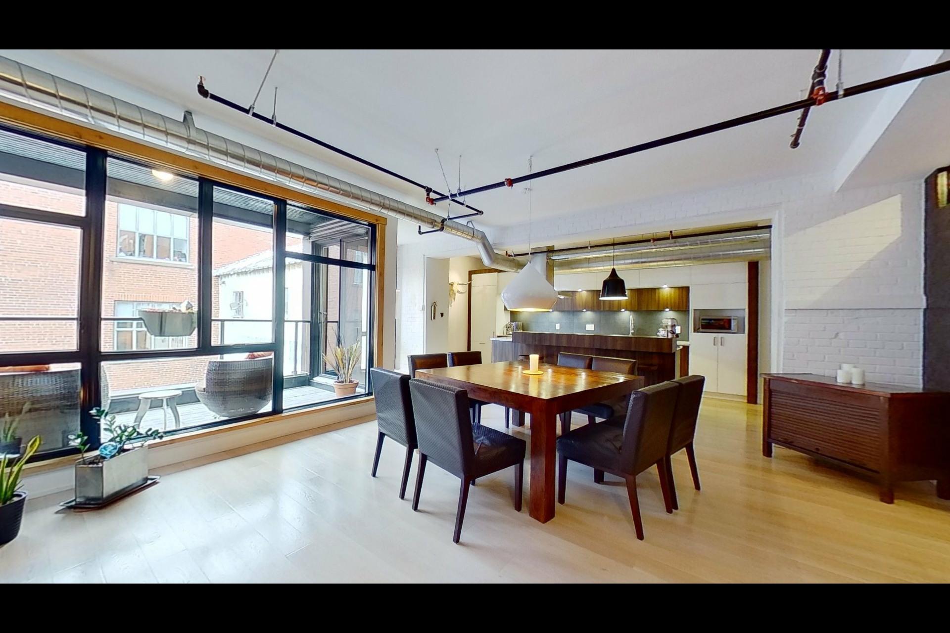 image 18 - Appartement À vendre Ville-Marie Montréal  - 5 pièces