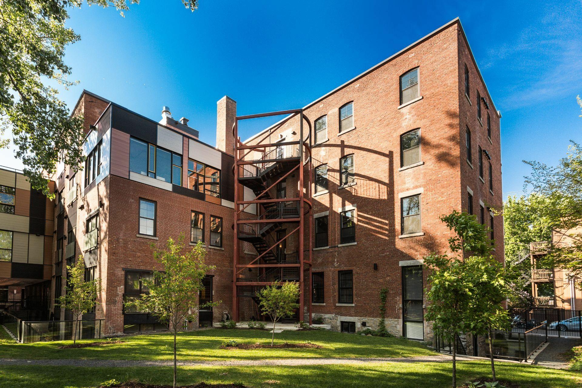 image 29 - Appartement À vendre Ville-Marie Montréal  - 5 pièces
