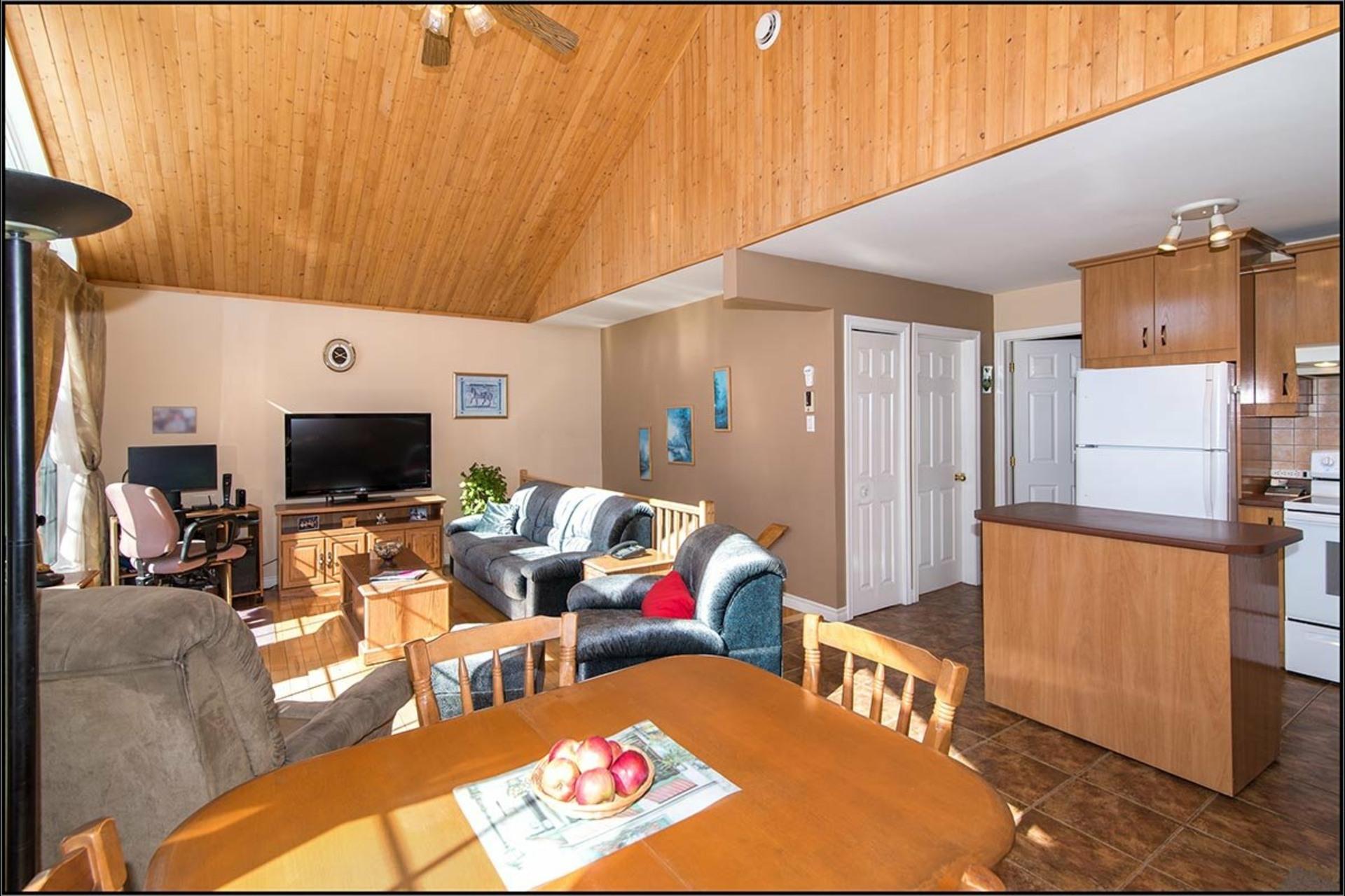 image 2 - Maison À vendre Fossambault-sur-le-Lac - 9 pièces