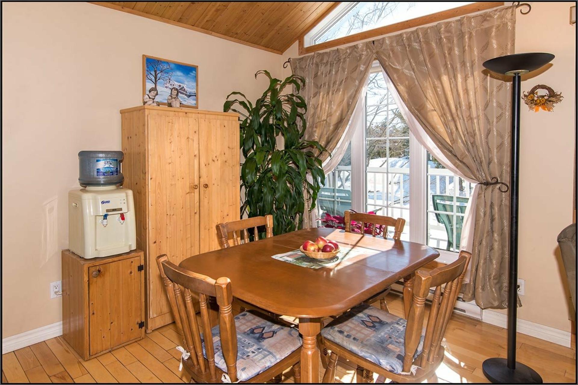 image 4 - Maison À vendre Fossambault-sur-le-Lac - 9 pièces