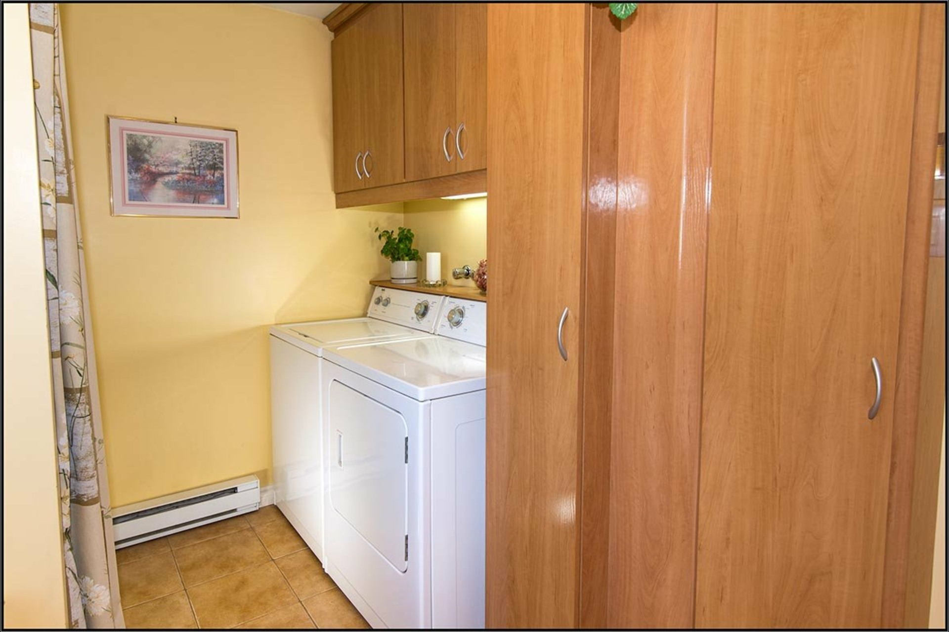 image 8 - House For sale Fossambault-sur-le-Lac - 9 rooms
