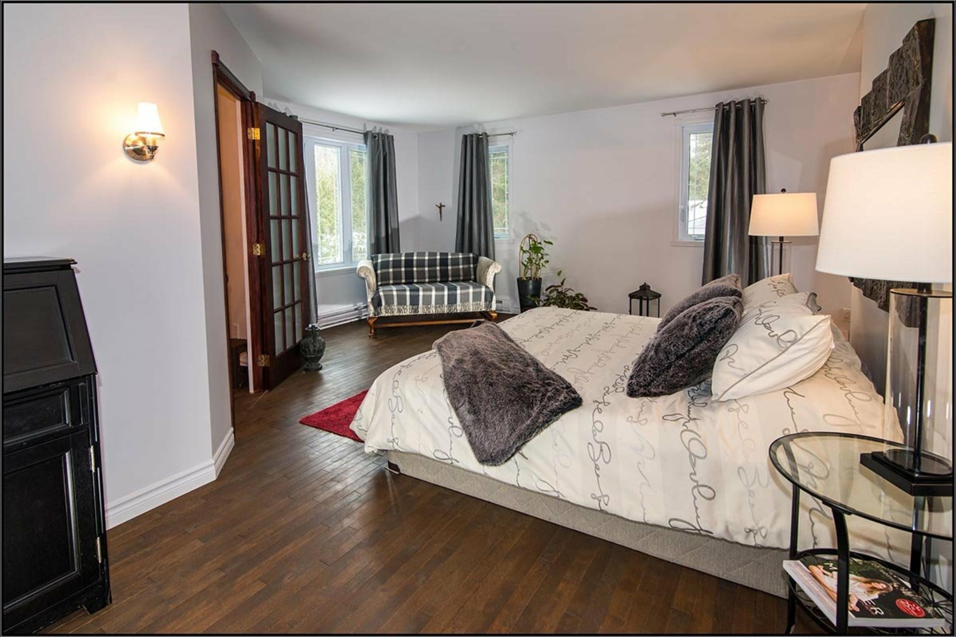 image 12 - Maison À vendre Sainte-Catherine-de-la-Jacques-Cartier - 11 pièces
