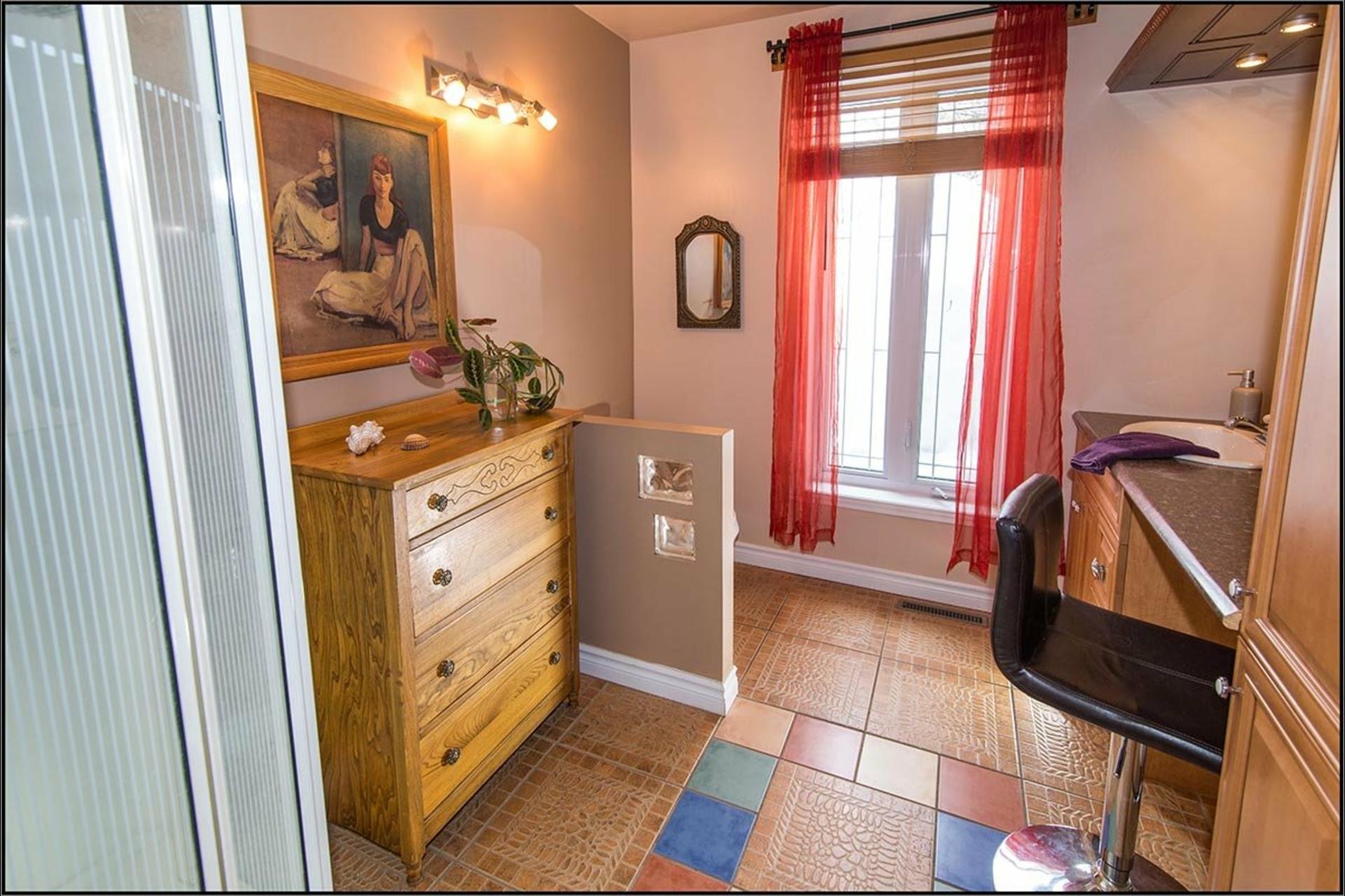image 10 - Maison À vendre Sainte-Catherine-de-la-Jacques-Cartier - 11 pièces