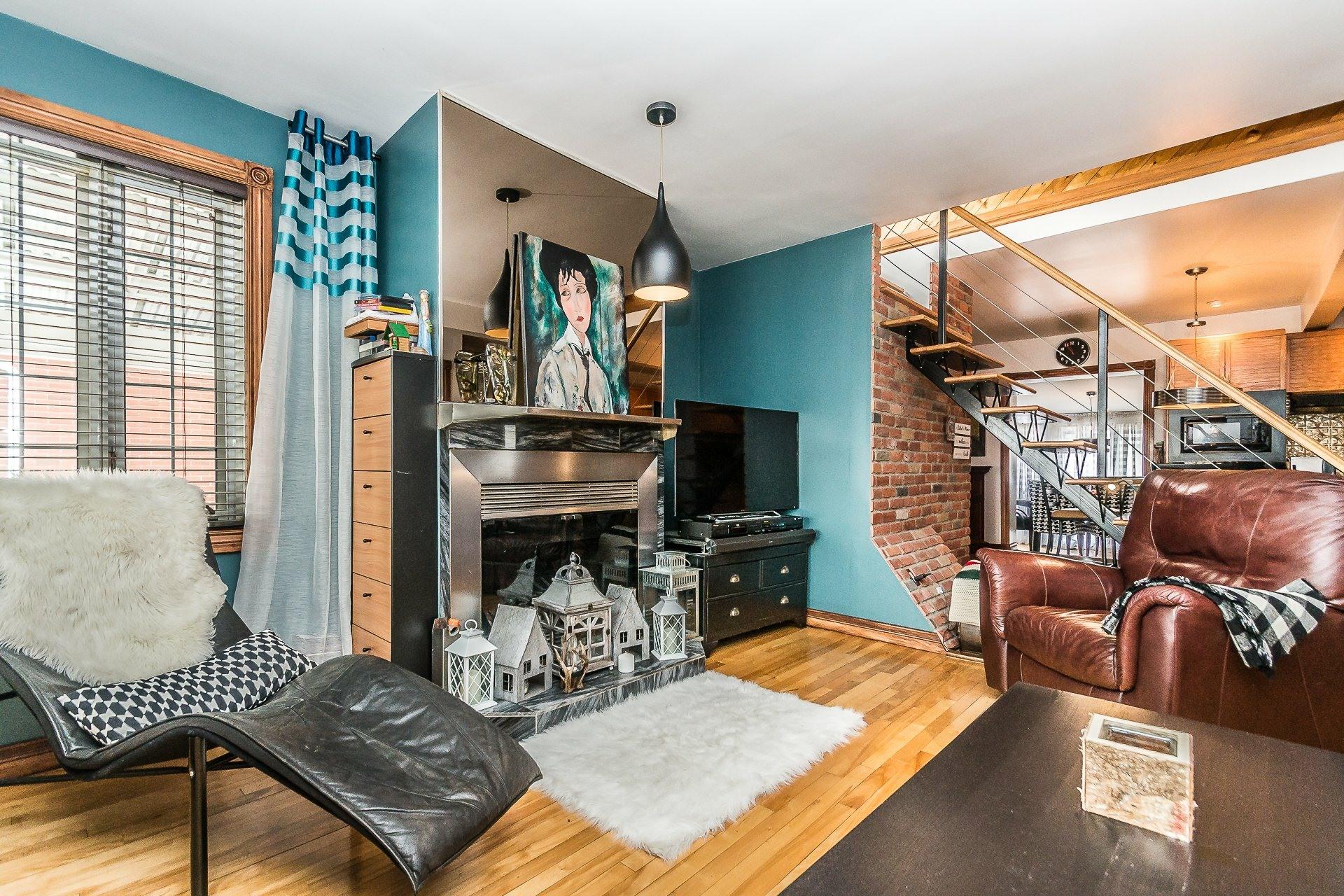 image 9 - House For sale LaSalle Montréal  - 8 rooms