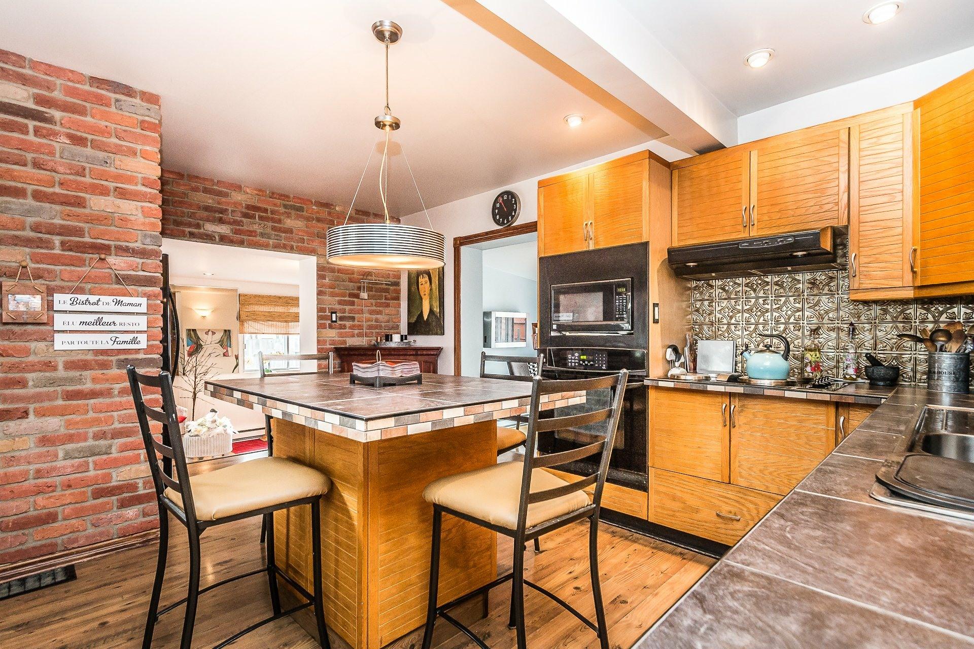 image 5 - House For sale LaSalle Montréal  - 8 rooms