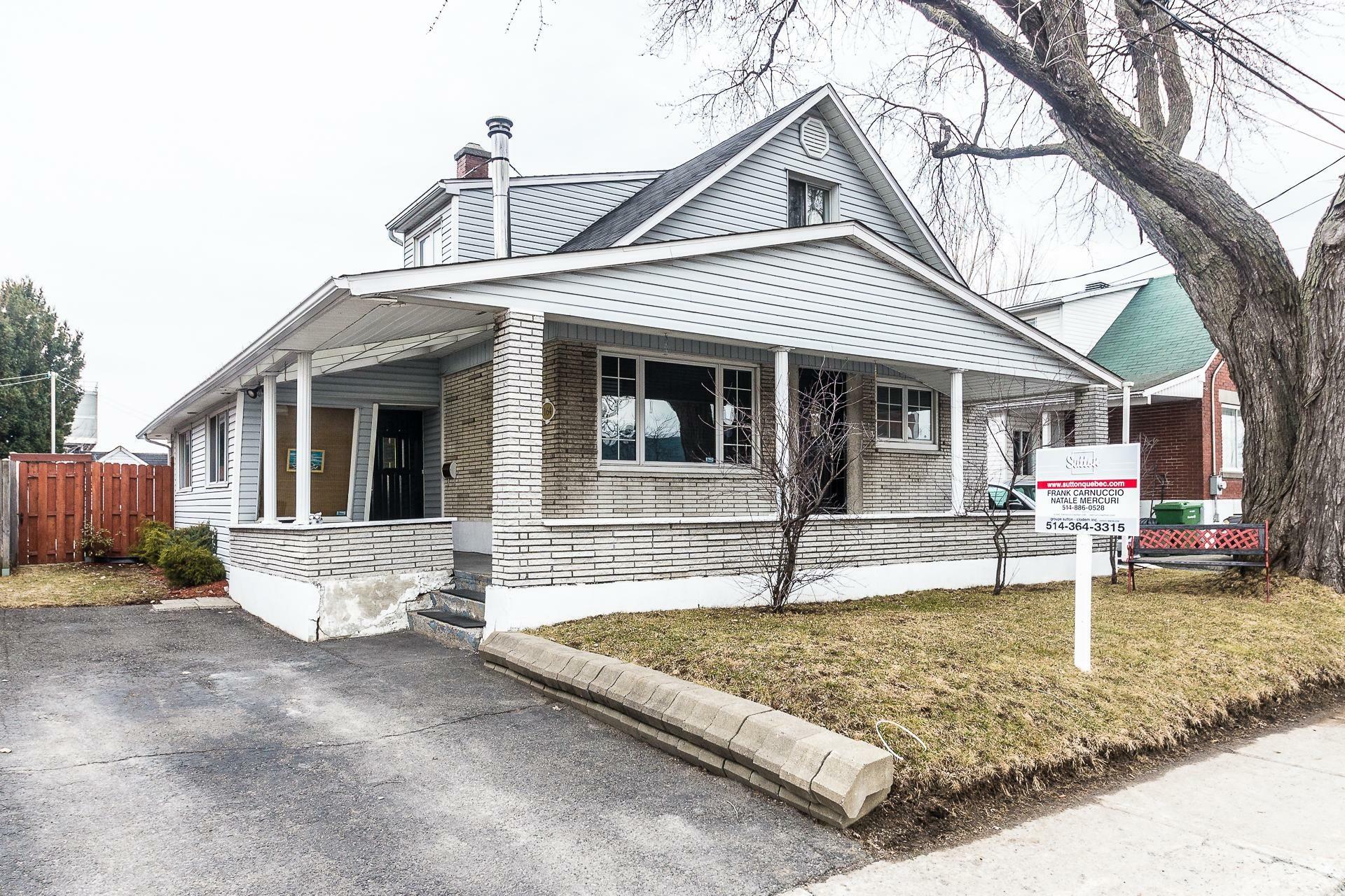 image 0 - House For sale LaSalle Montréal  - 8 rooms