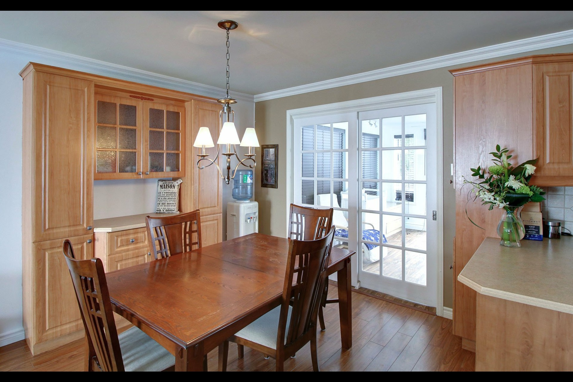 image 3 - House For sale Trois-Rivières - 12 rooms