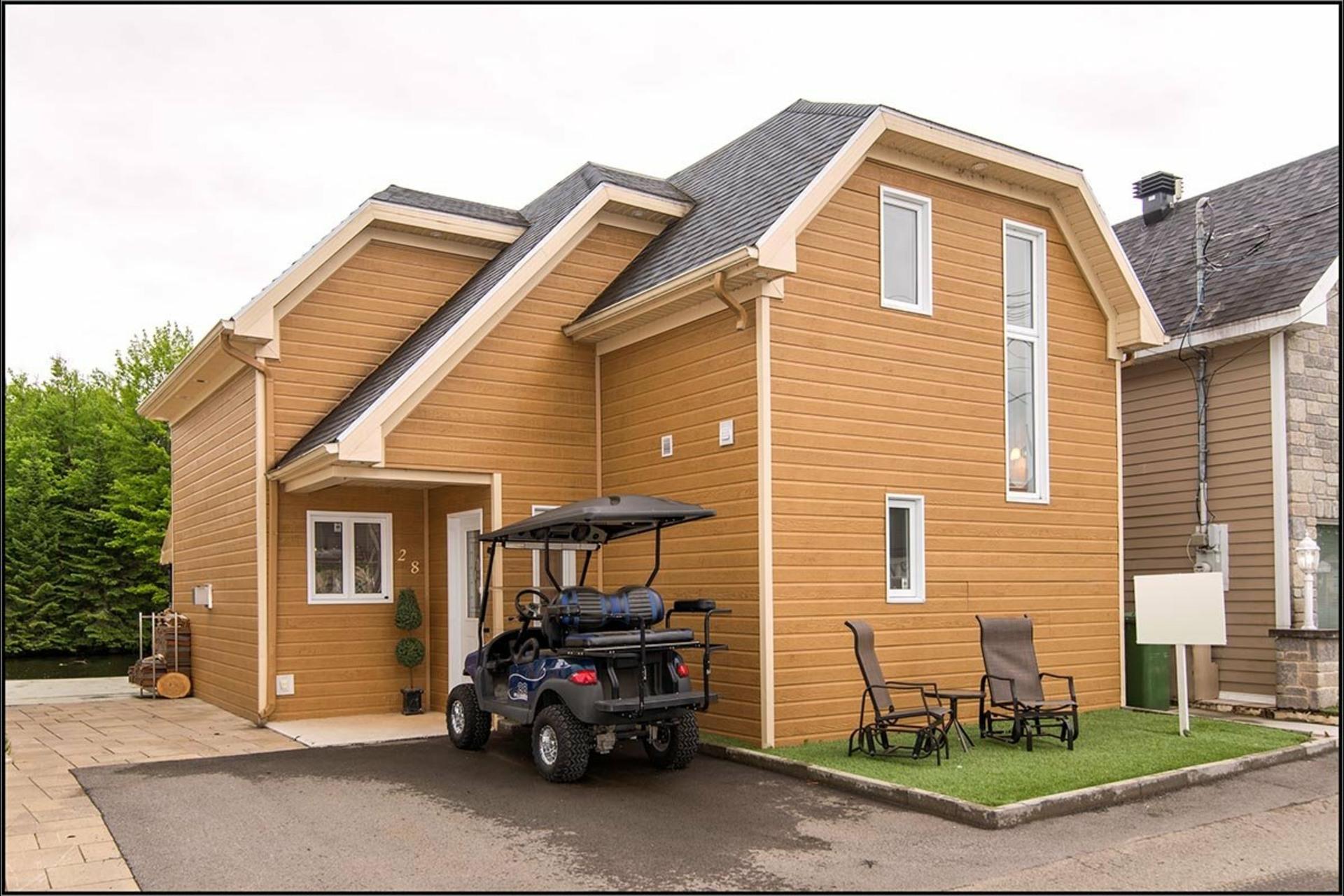 image 15 - Maison À vendre Fossambault-sur-le-Lac - 7 pièces