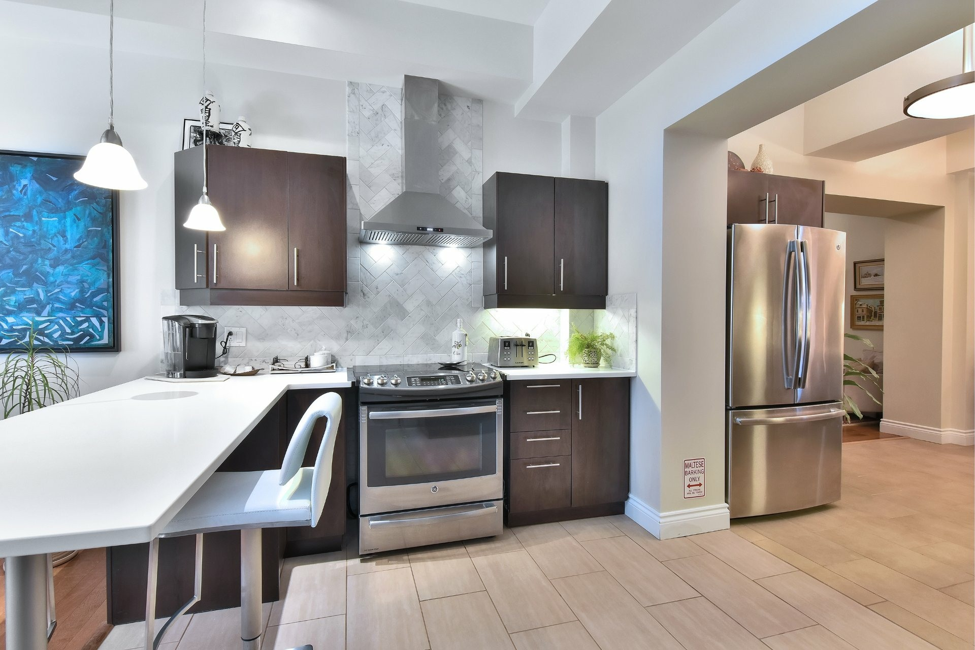 image 10 - Appartement À vendre Côte-des-Neiges/Notre-Dame-de-Grâce Montréal  - 5 pièces