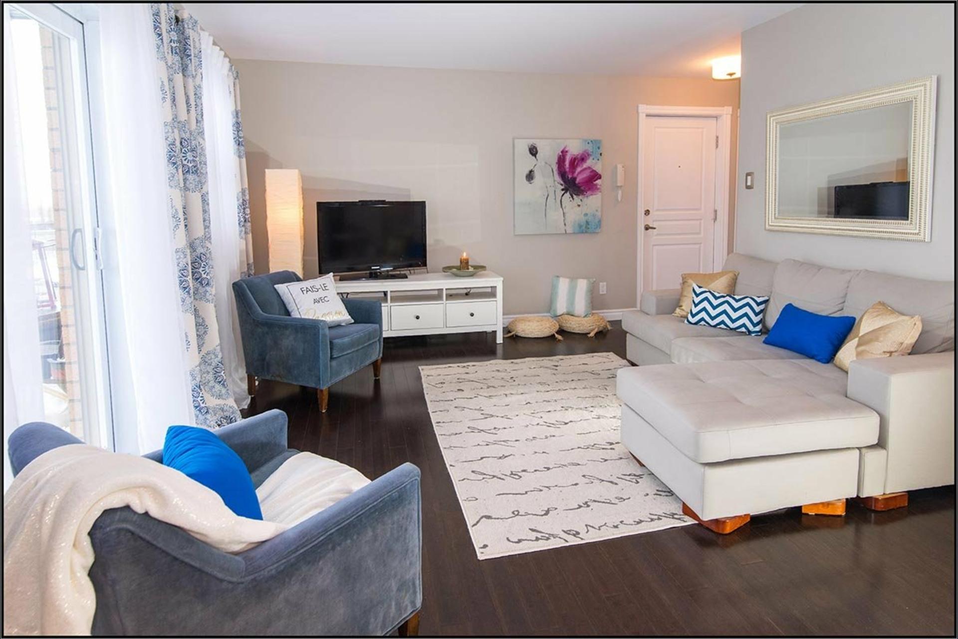 image 4 - Apartment For sale Beauport Québec  - 6 rooms