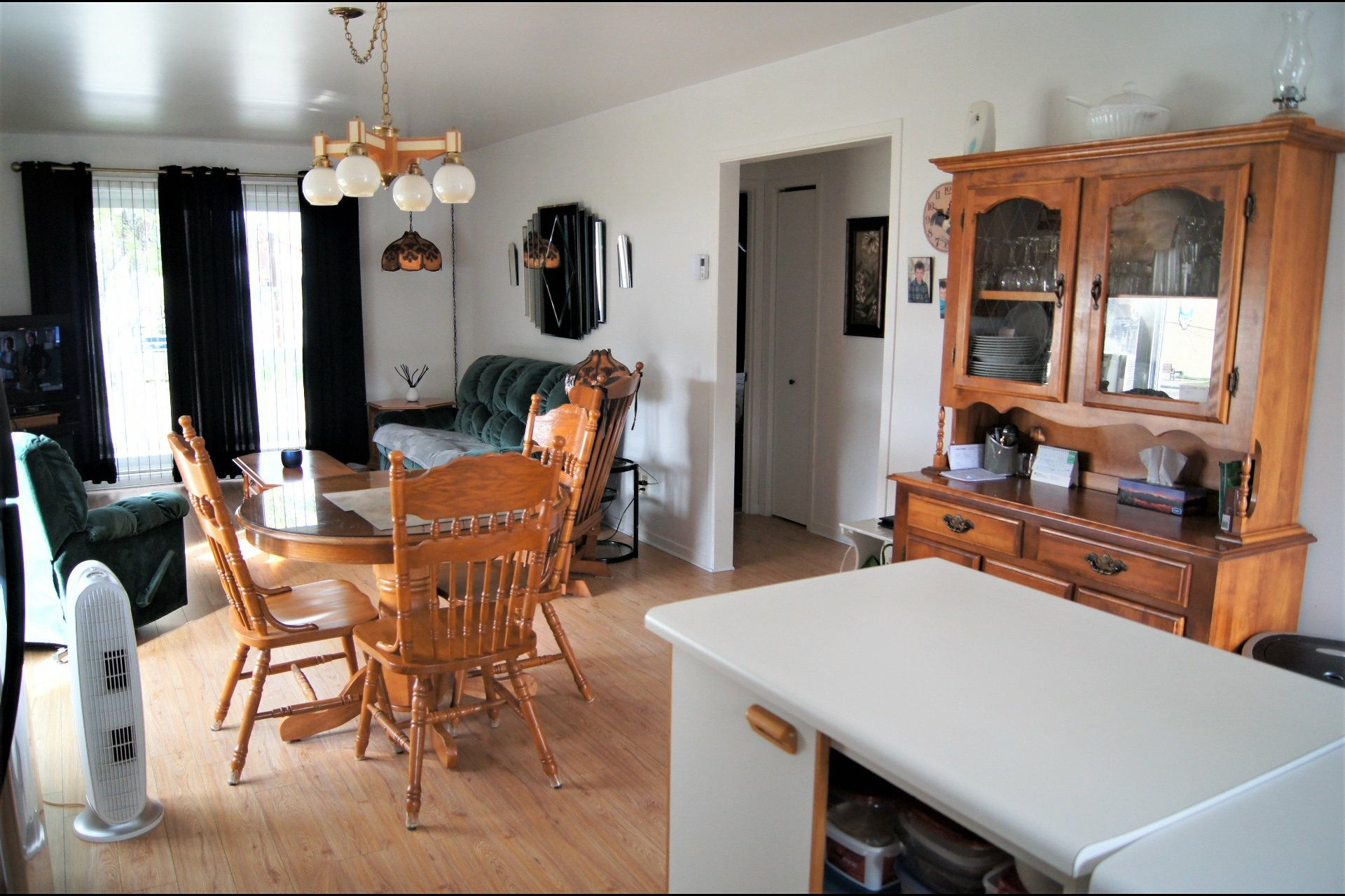 image 1 - Income property For sale La Tuque - 4 rooms