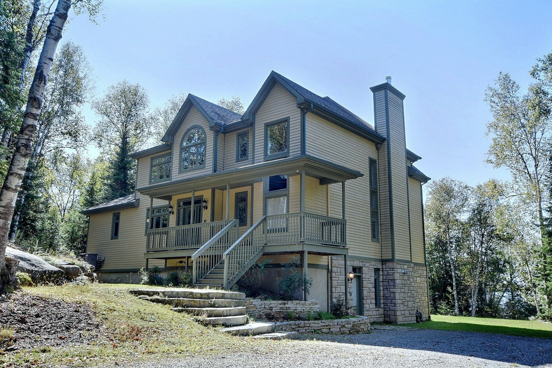 image 2 - House For sale Nominingue - 19 rooms