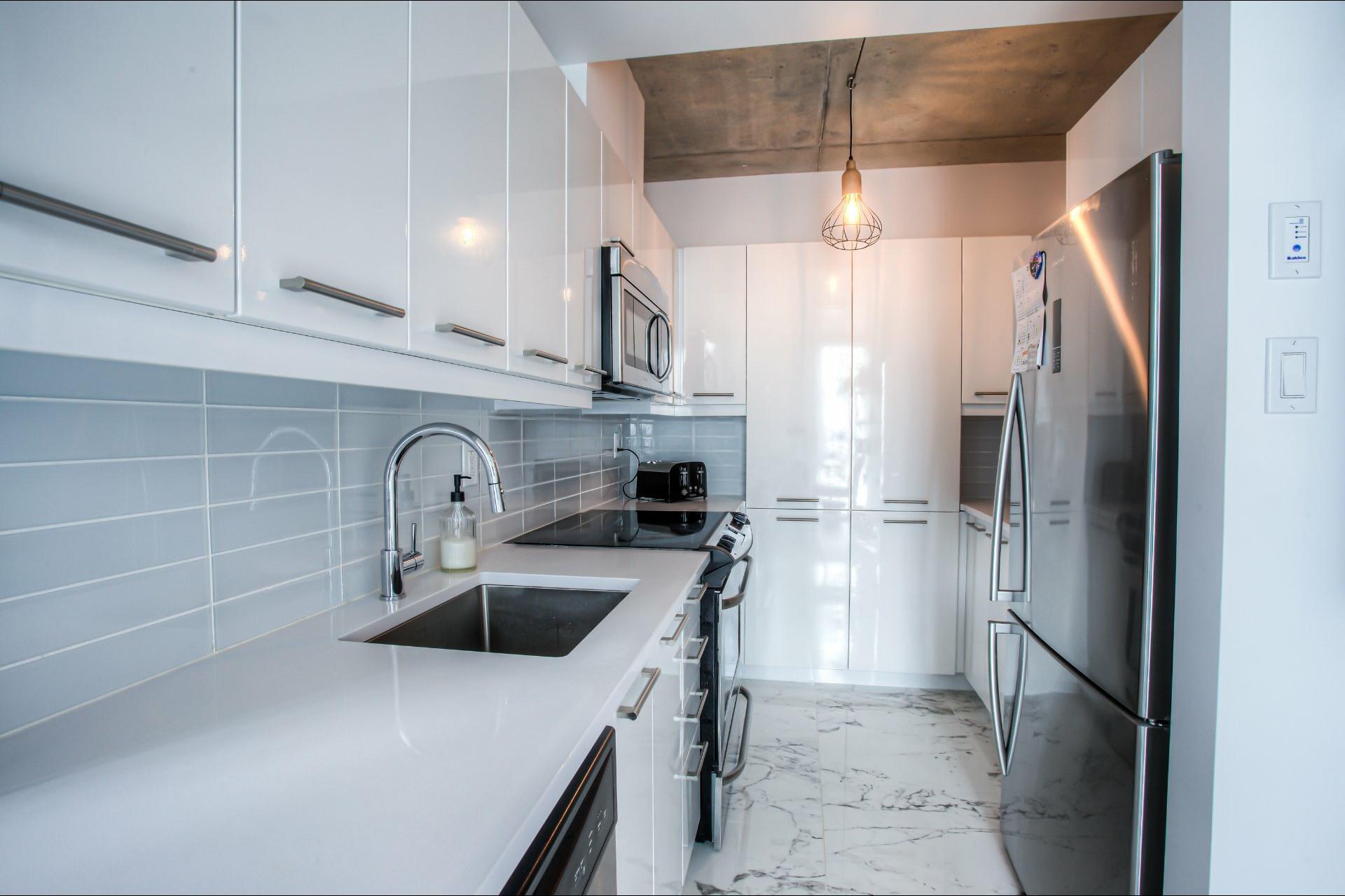 image 9 - Appartement À vendre Le Sud-Ouest Montréal  - 5 pièces